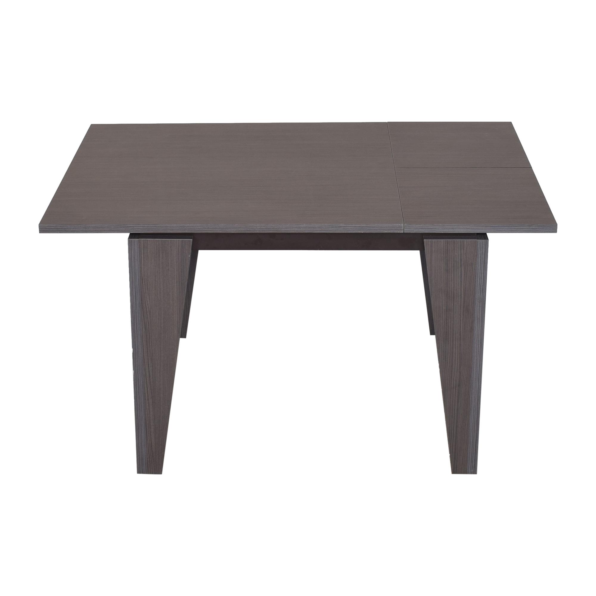 shop Lazzoni Terra Extendable Dining Table Lazzoni