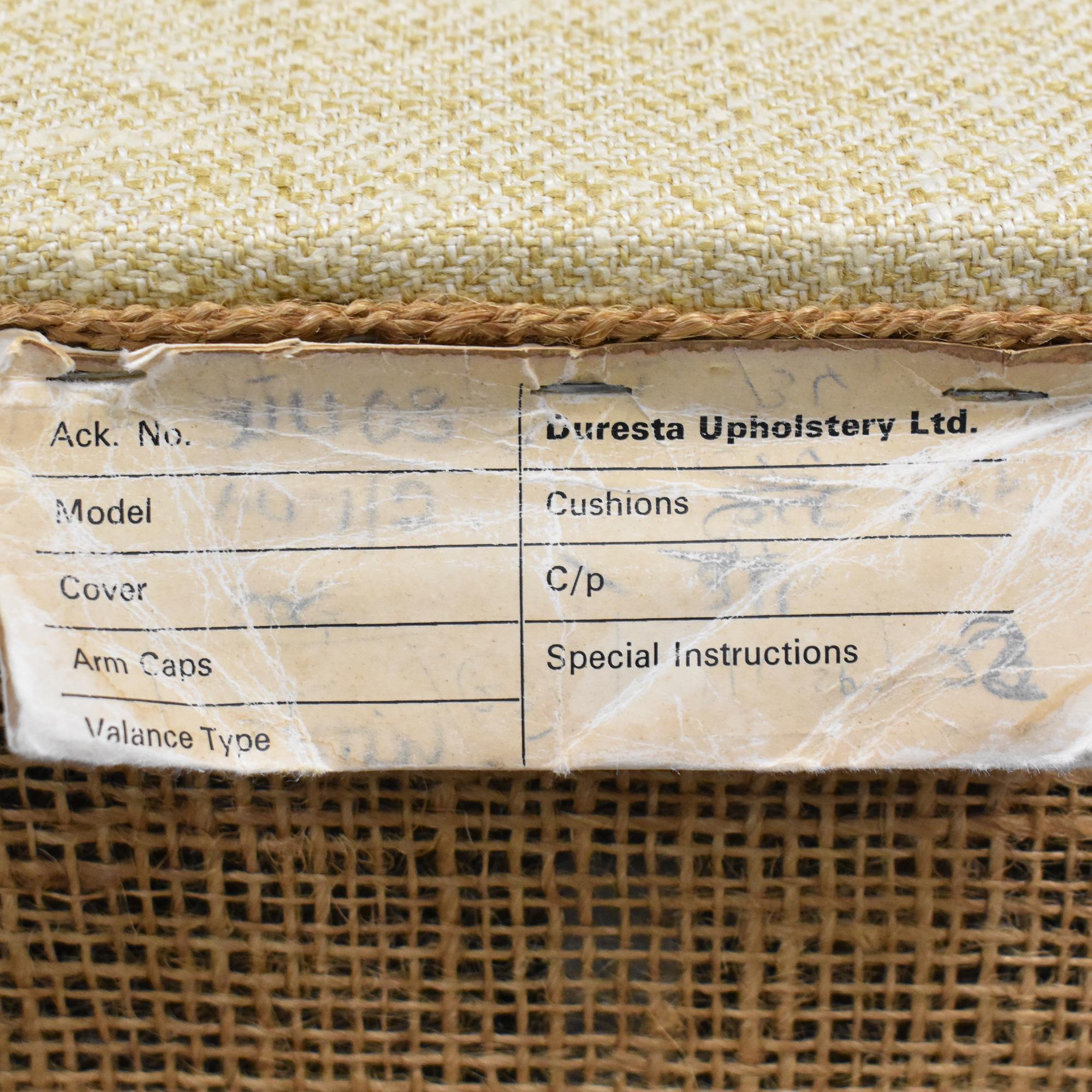 shop  Custom Upholstered Shelter Arm Sofa online
