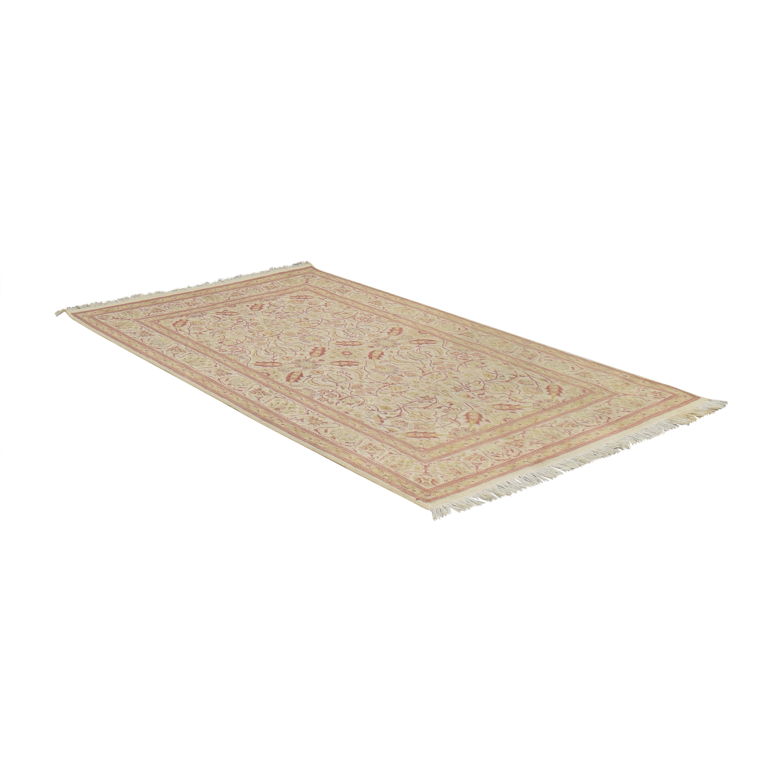 Persian Style Area Rug discount