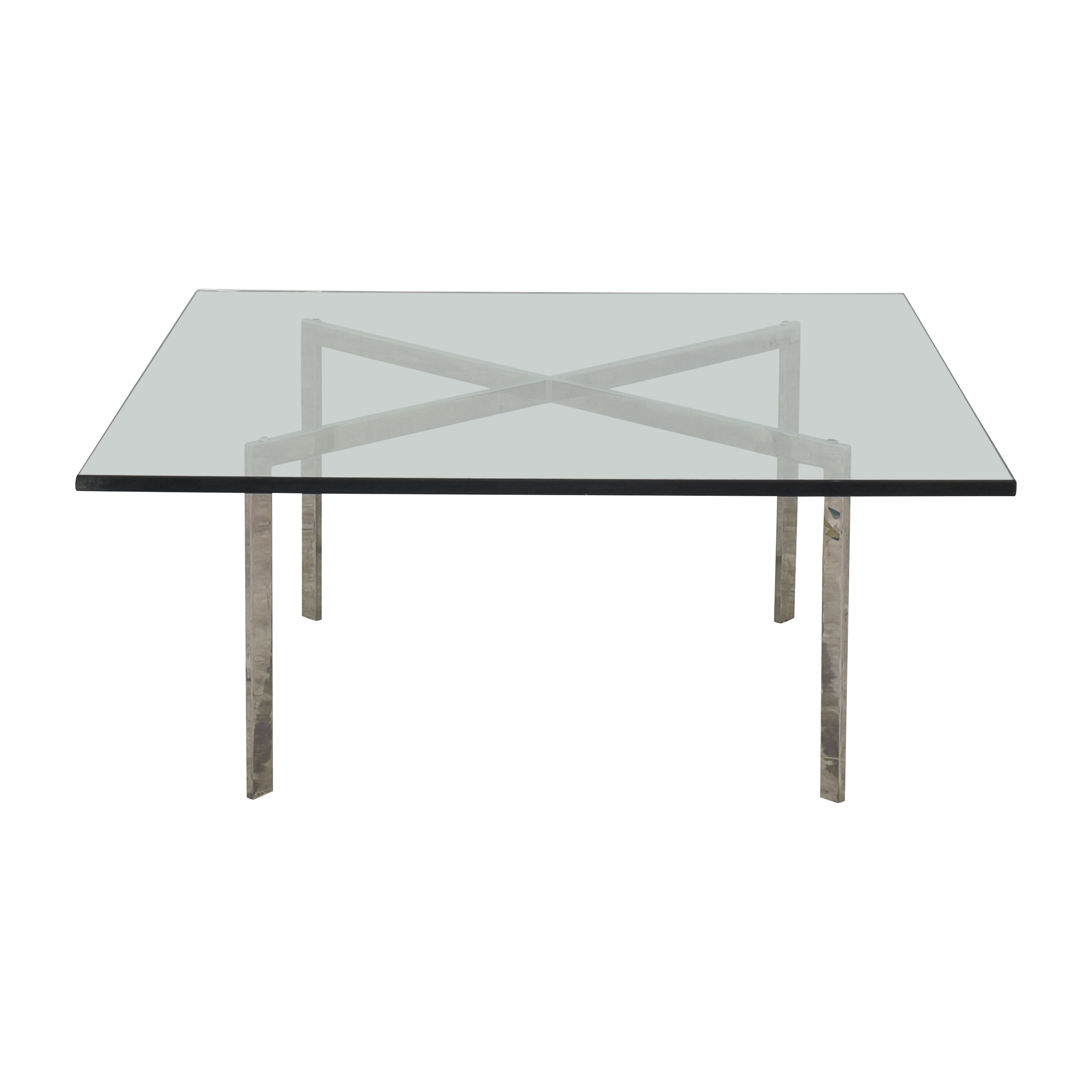 Barcelona-Style Coffee Table / Coffee Tables