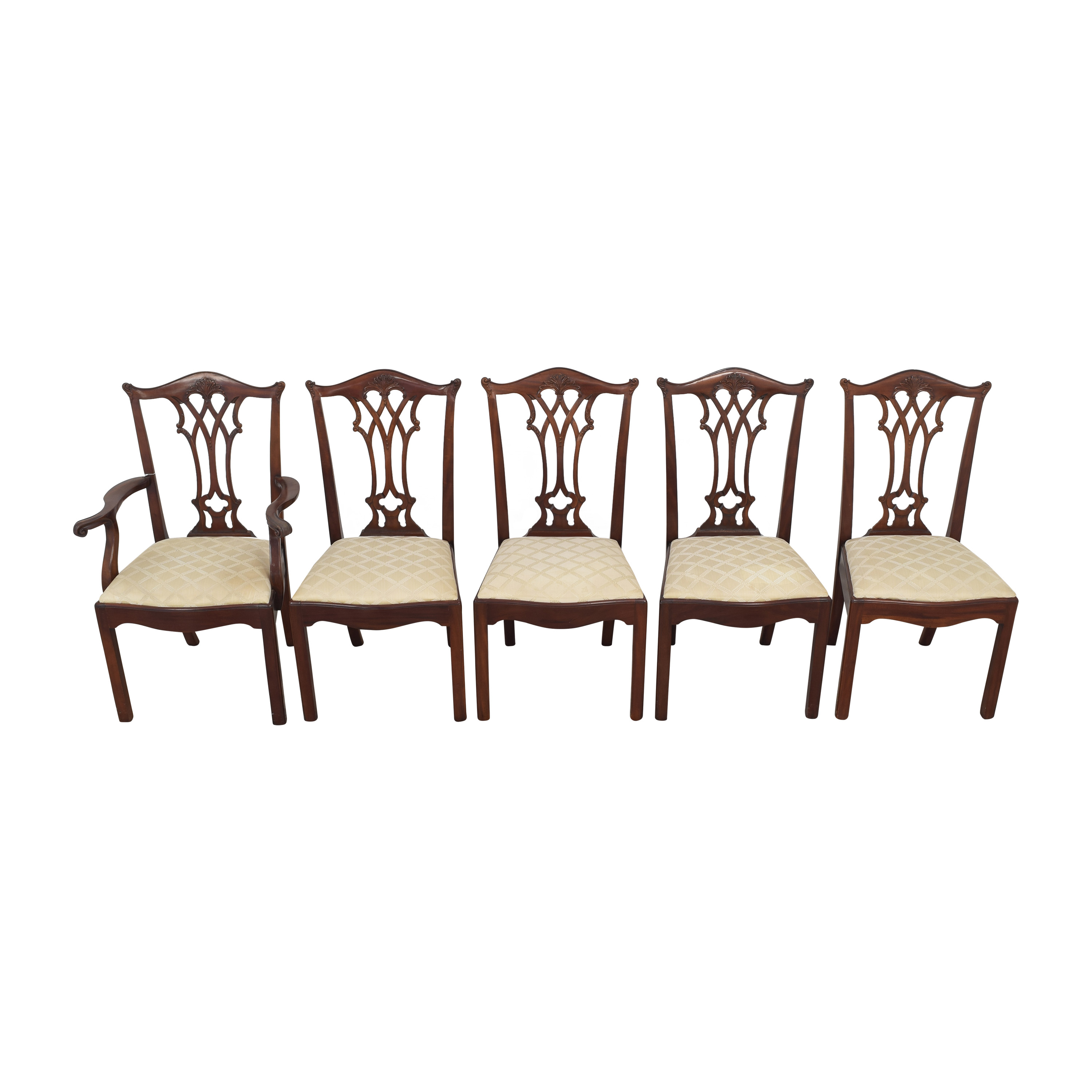 Maitland-Smith Maitland-Smith Connecticut Dining Chairs used
