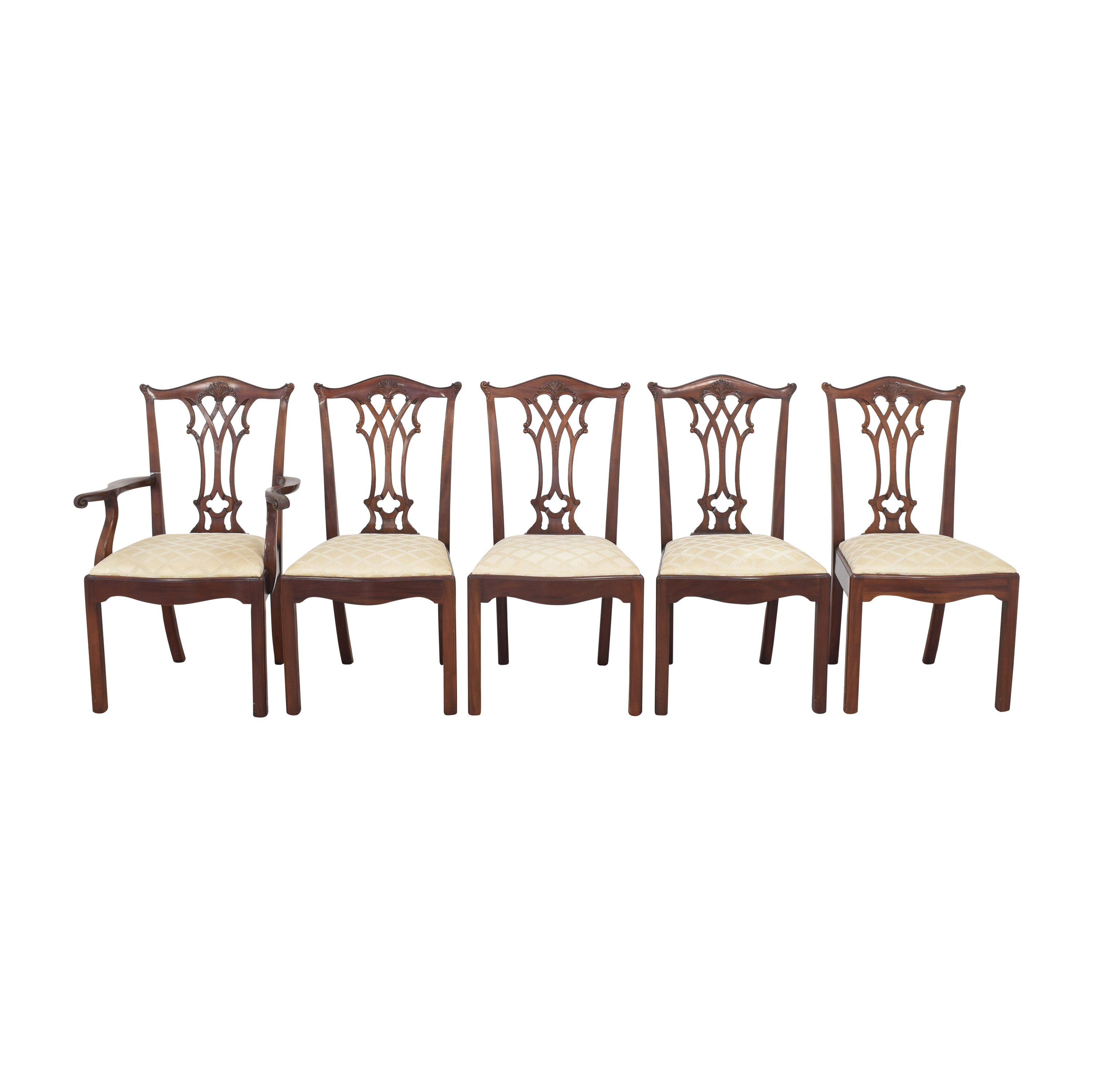Maitland-Smith Connecticut Dining Chairs / Dining Chairs