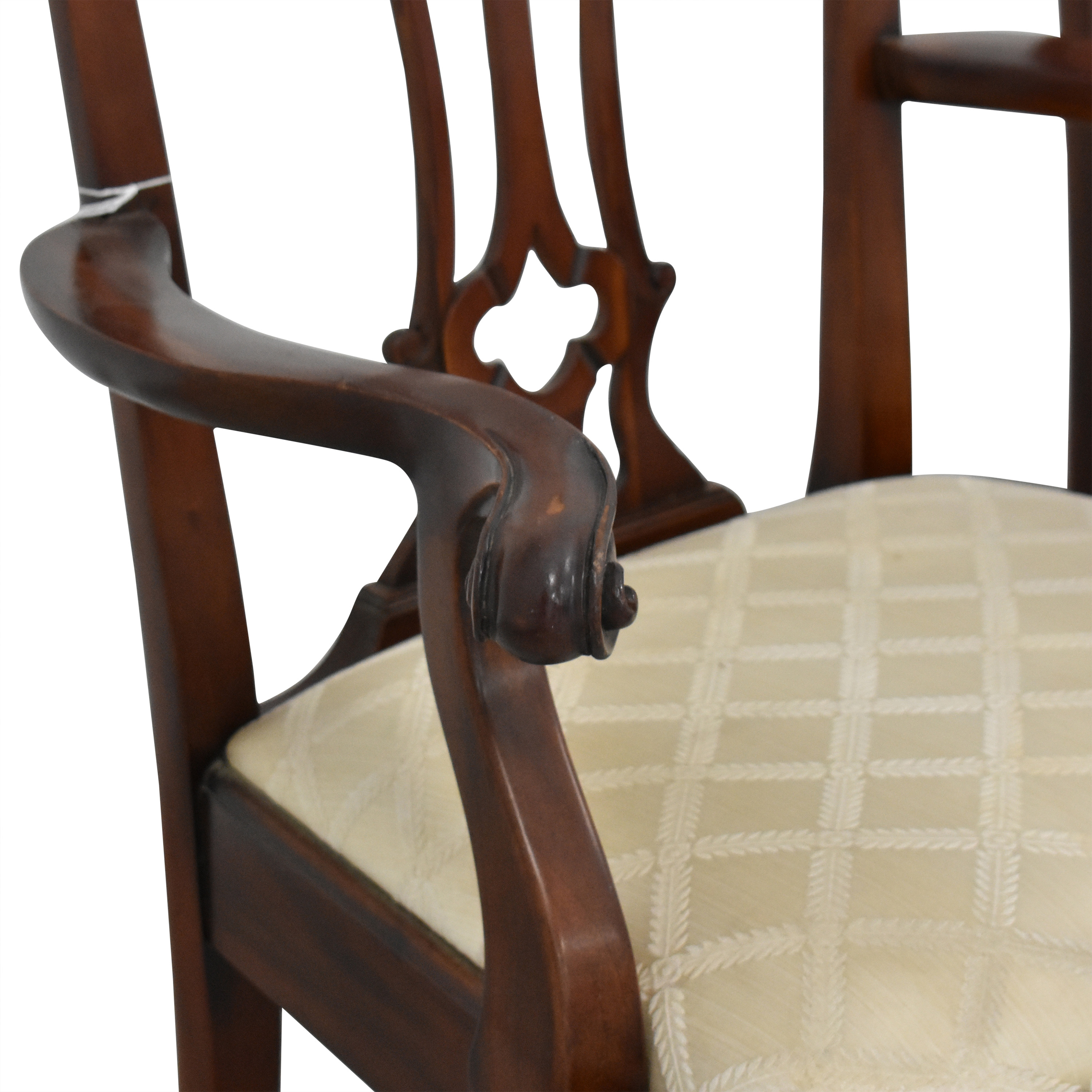 shop Maitland-Smith Connecticut Dining Chairs Maitland-Smith Dining Chairs