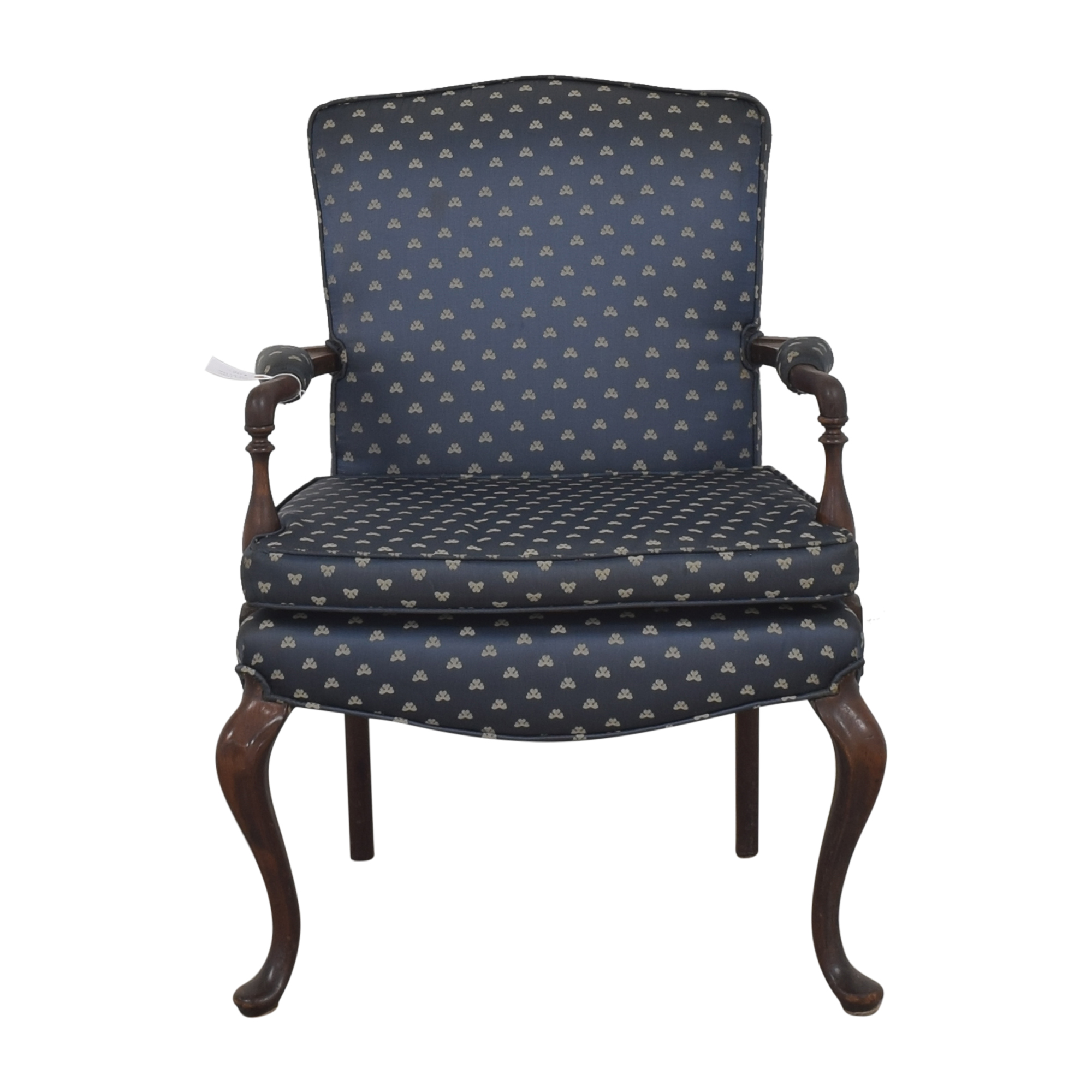 Upholstered Accent Chair on sale
