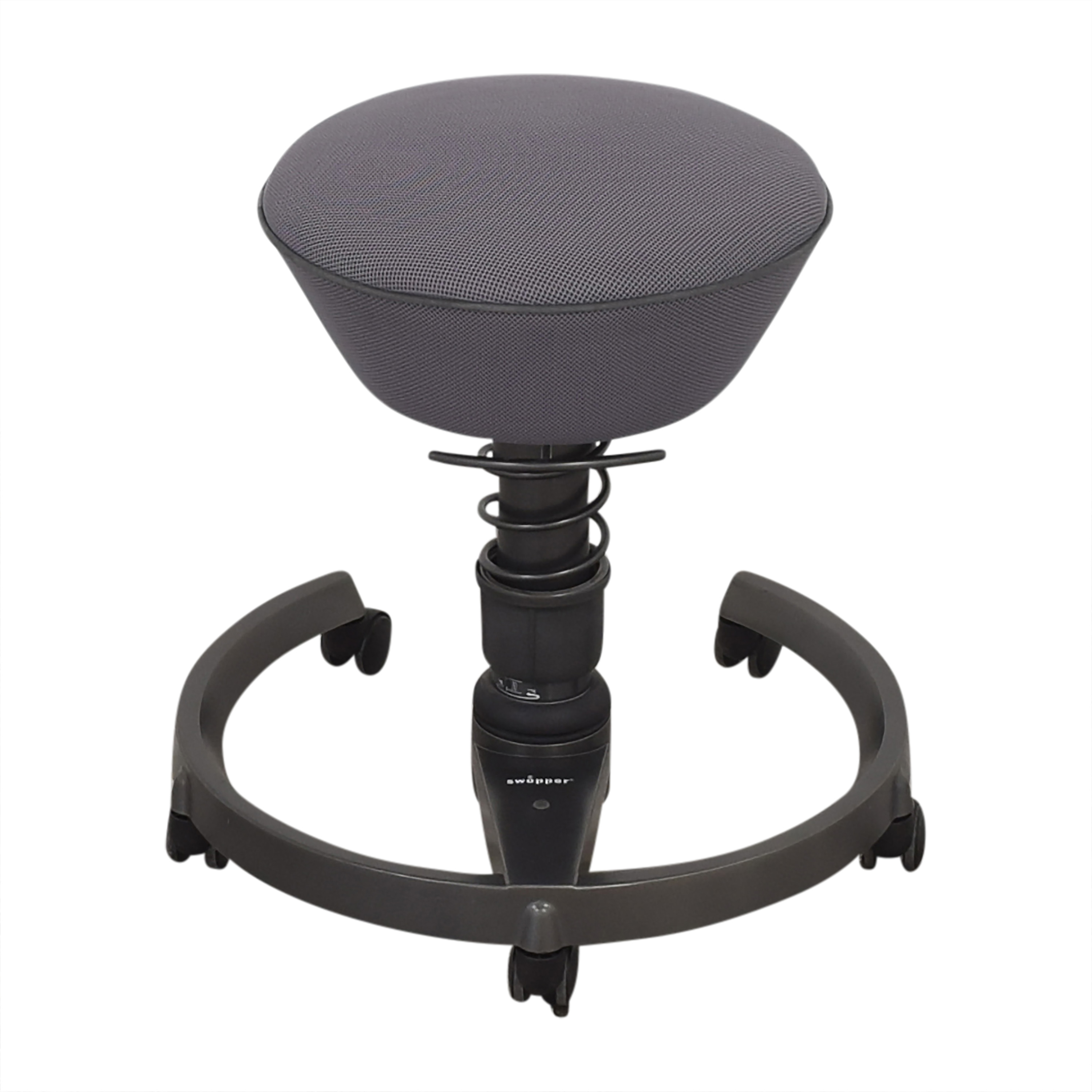 Aeris Swopper Air Stool with Casters / Chairs