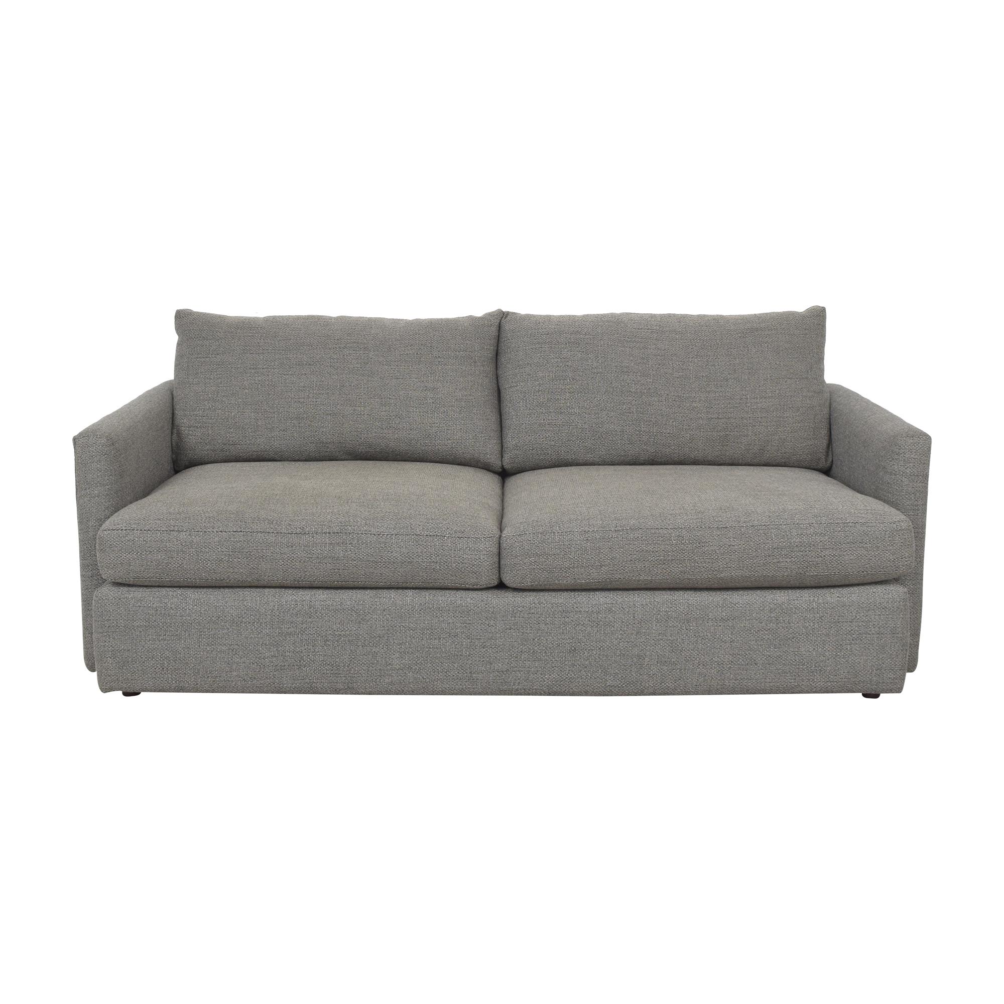 Crate & Barrel Crate & Barrel Lounge II Modern Sofa