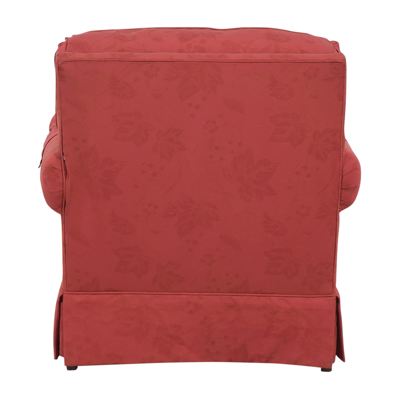 shop Harden Skirted Armchair Harden