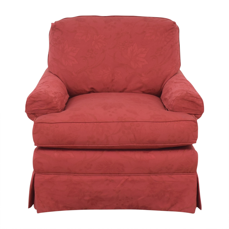 Harden Skirted Armchair sale