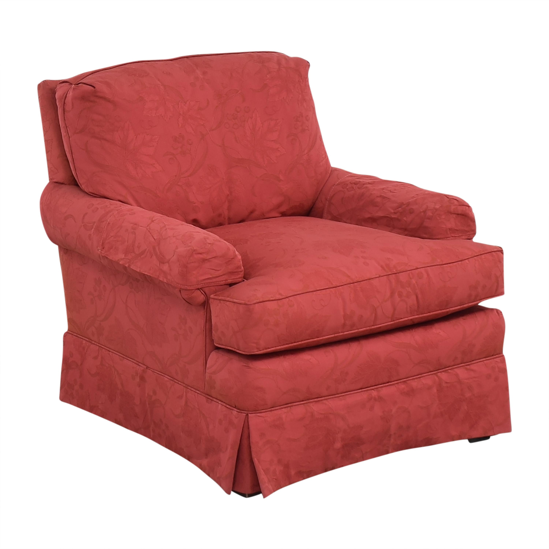 Harden Harden Skirted Armchair Accent Chairs