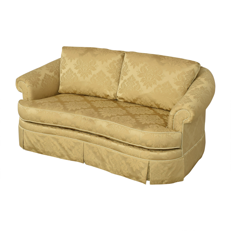 Ethan Allen Ethan Allen Paris Bench Cushion Sofa nyc