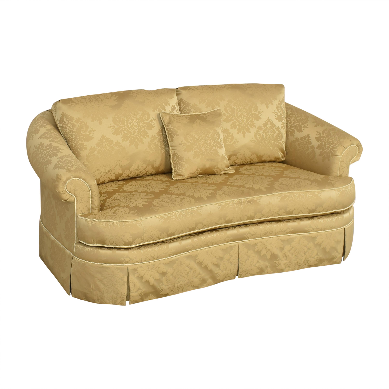 Ethan Allen Ethan Allen Paris Bench Cushion Sofa for sale