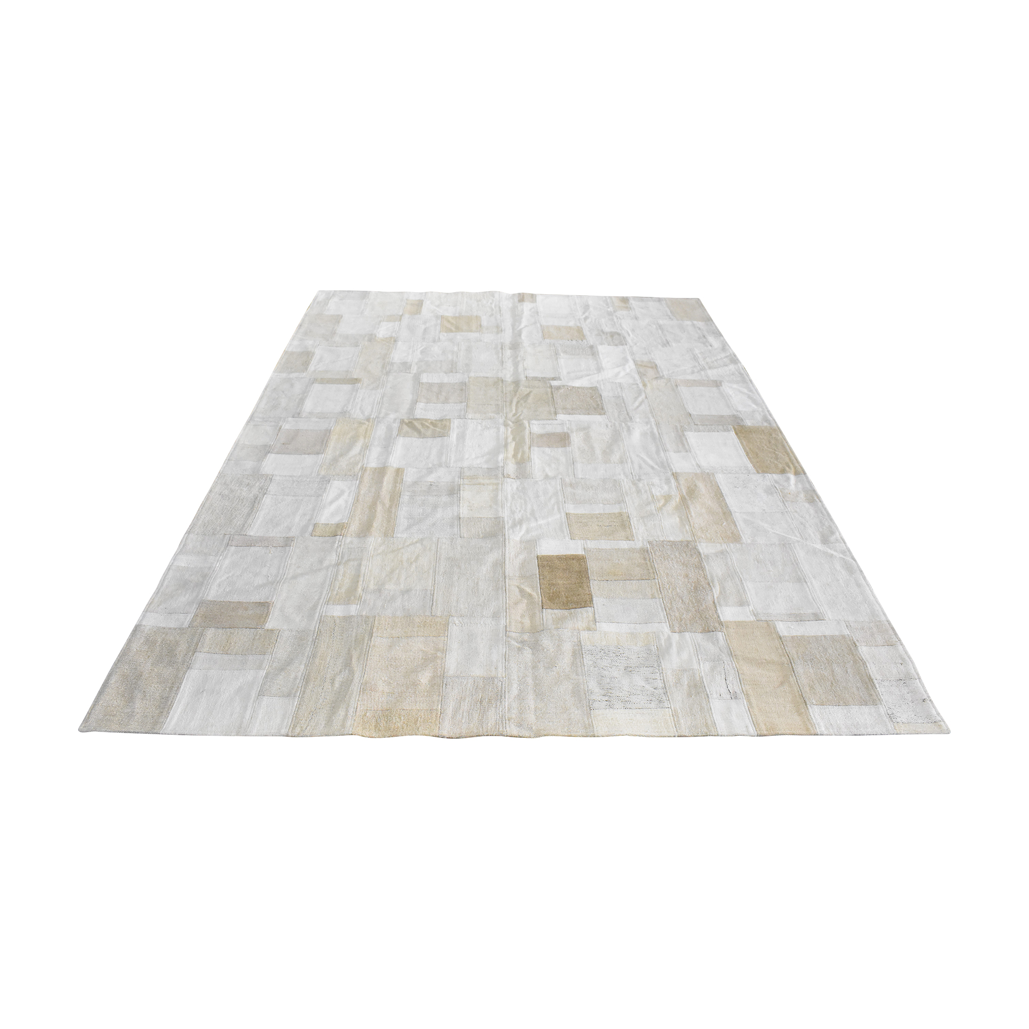 ABC Carpet & Home ABC Carpet & Home Patchwork Style Area Rug price