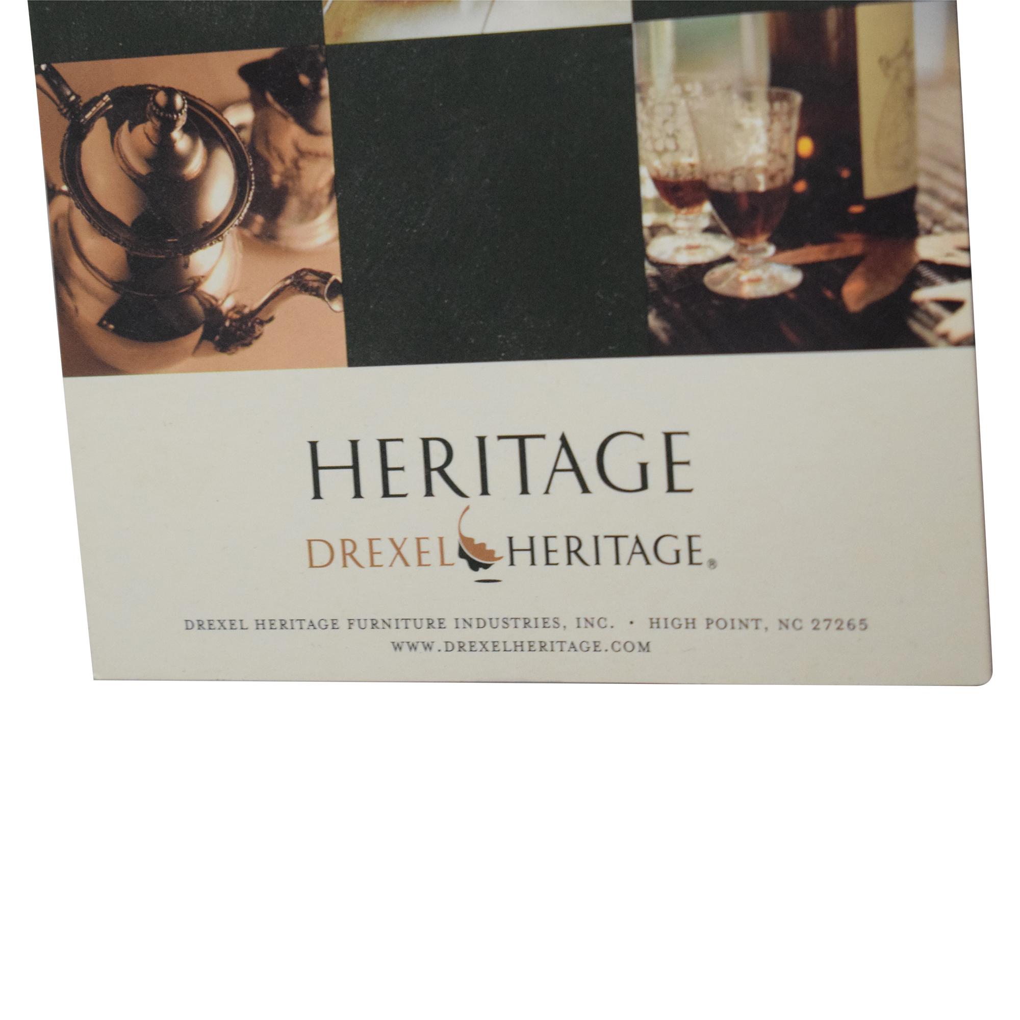 buy Drexel Heritage Tuscany Bramasole California King Bed Drexel Heritage