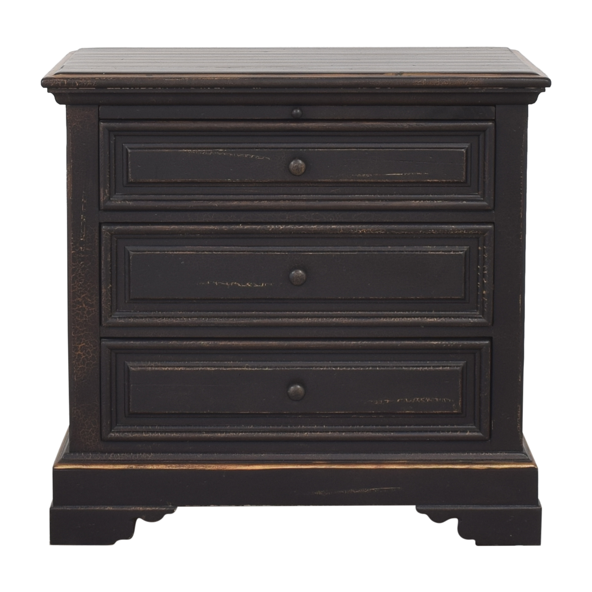 Drexel Heritage Drexel Heritage Three Drawer Nightstand discount