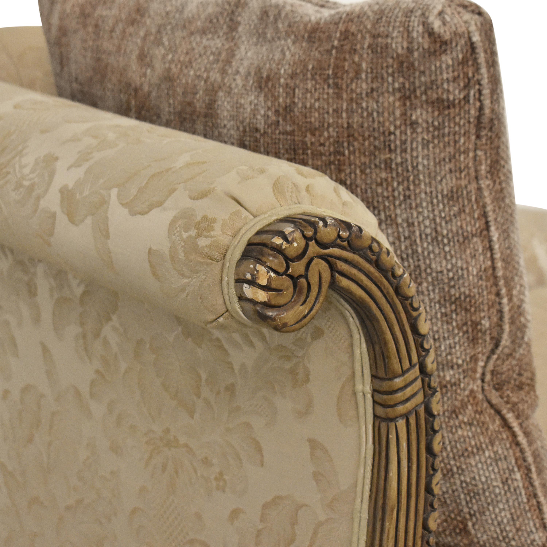 Drexel Heritage Drexel Heritage Chaise Lounge beige
