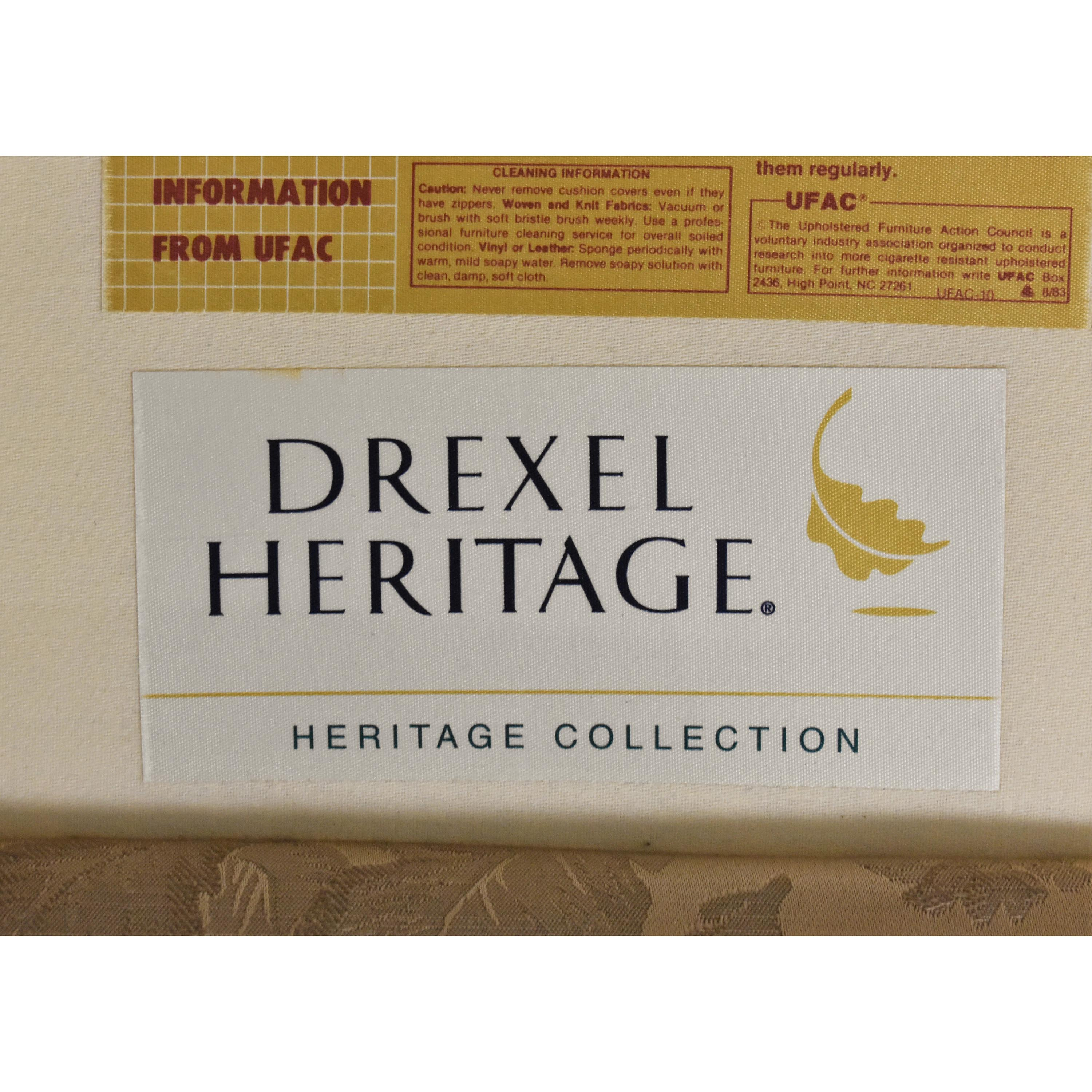 Drexel Heritage Drexel Heritage Chaise Lounge Chaises