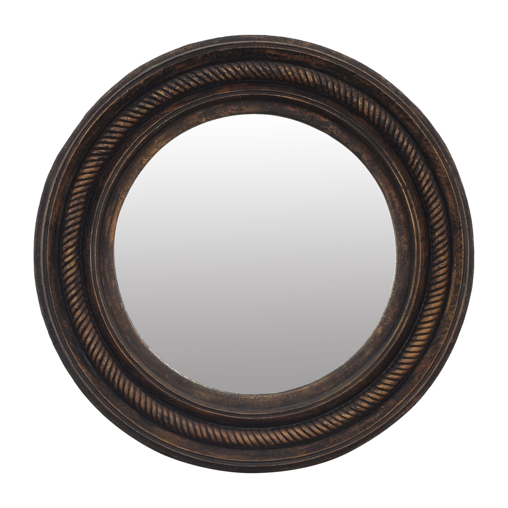 Neiman Marcus Neiman Marcus Round Wall Mirror used