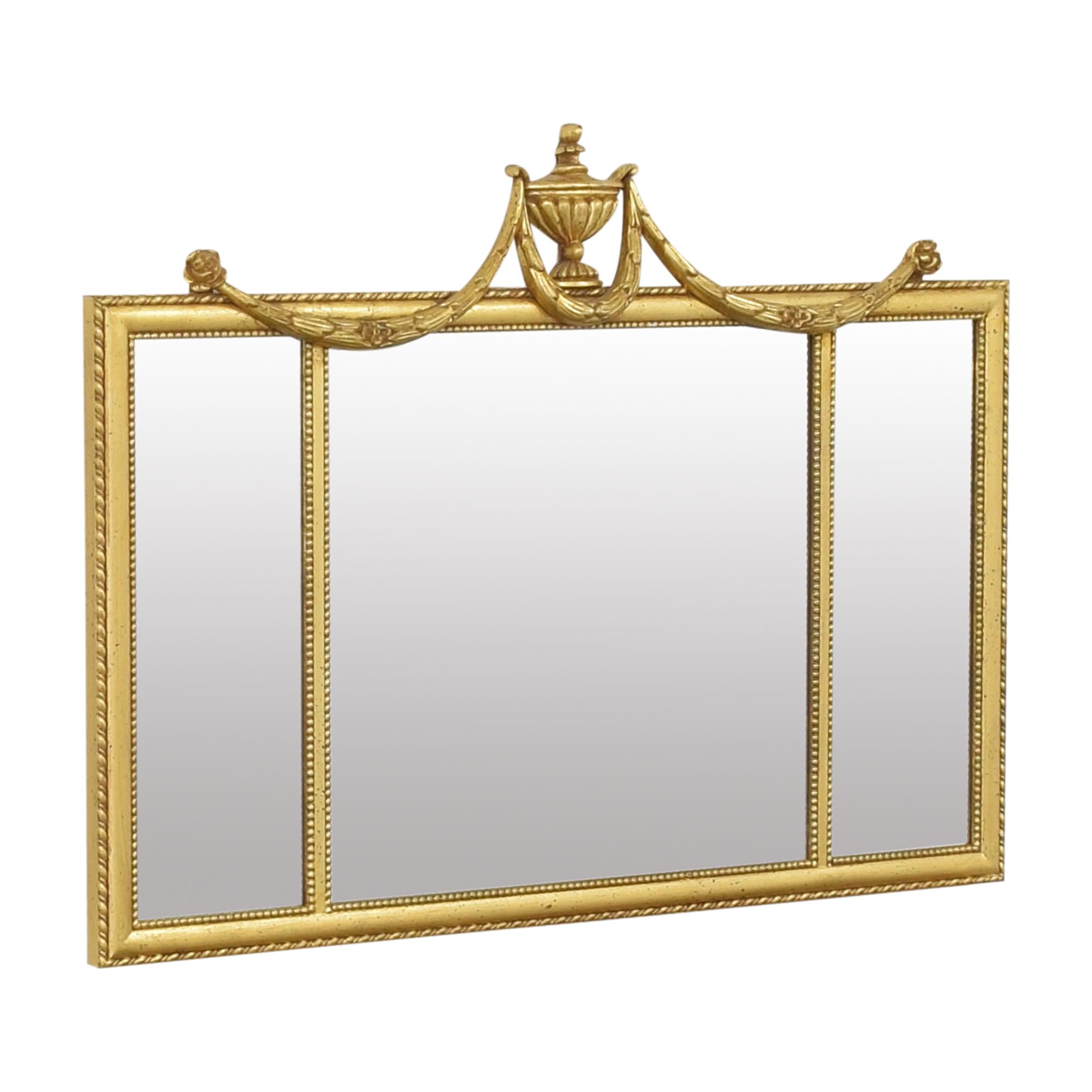 Ethan Allen Ethan Allen Three Panel Wall Mirror ct