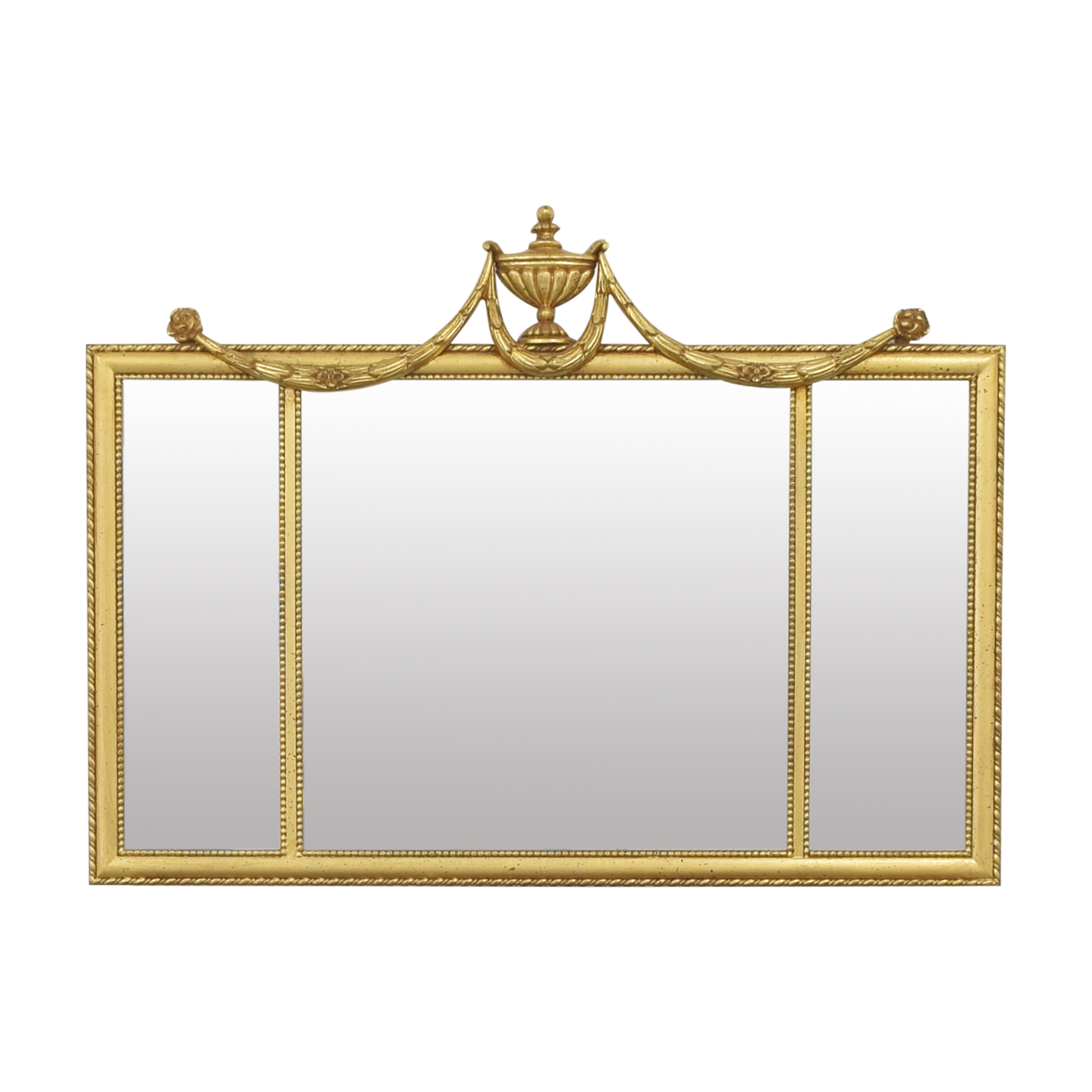 Ethan Allen Ethan Allen Three Panel Wall Mirror on sale
