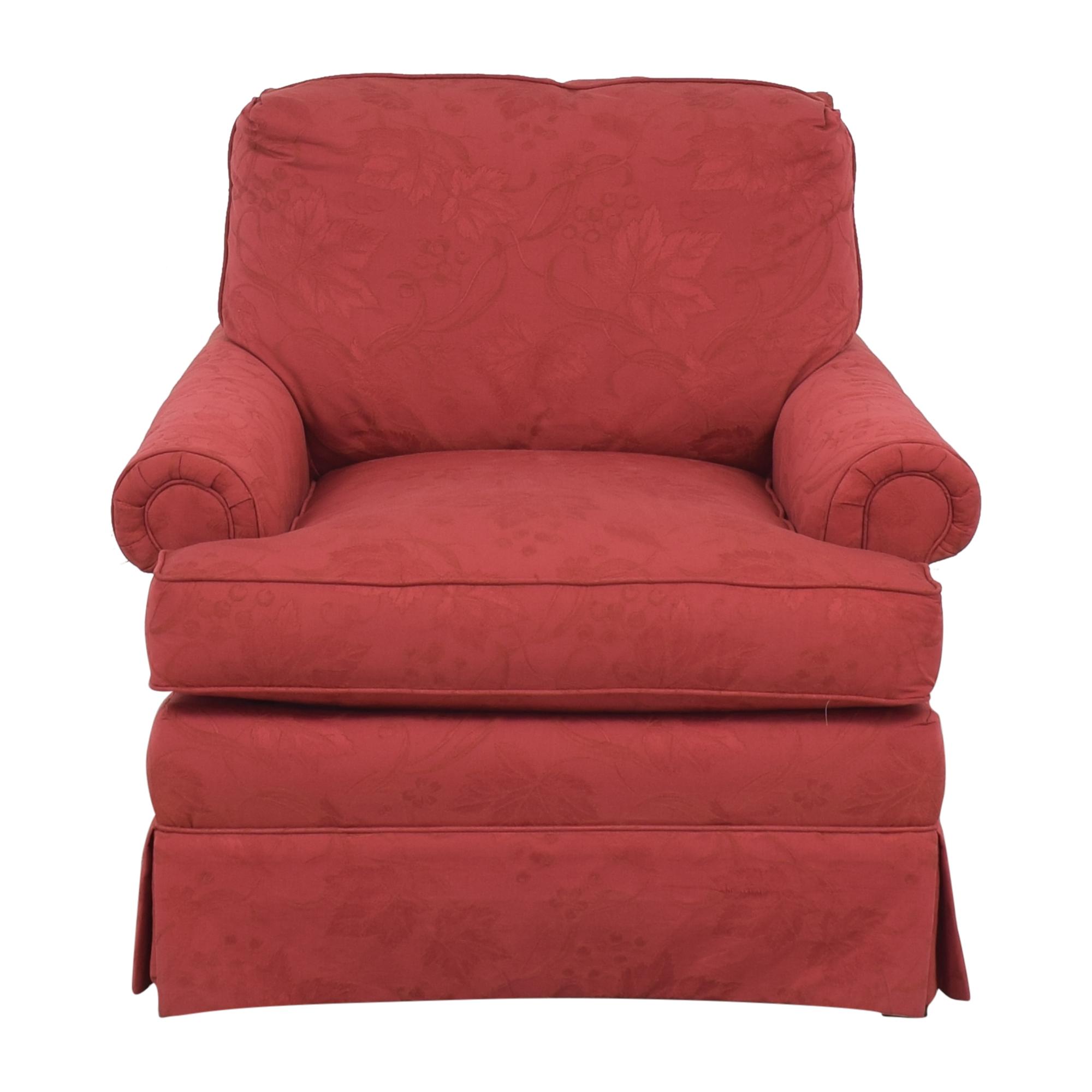 Harden Skirted Armchair / Chairs