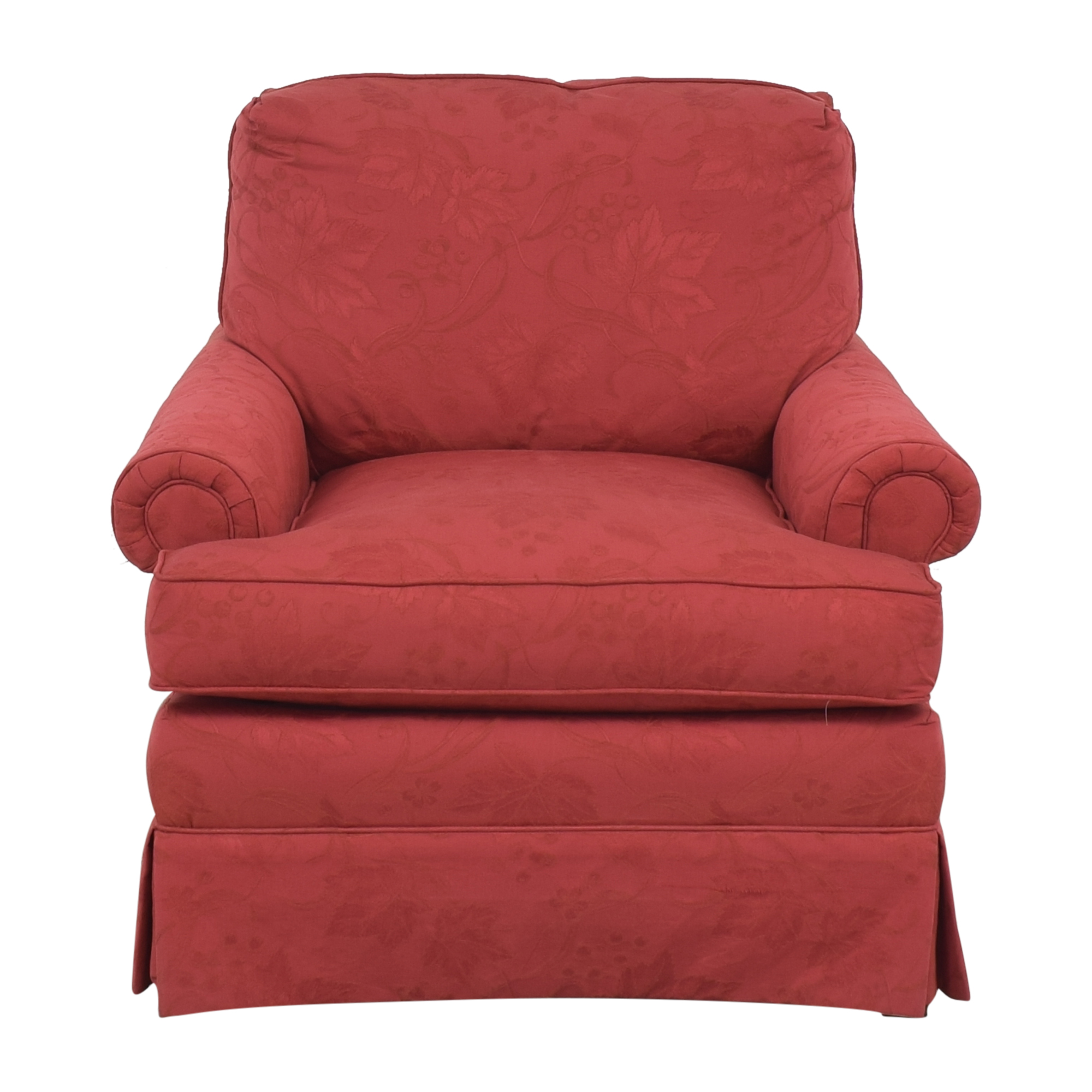 shop Harden Skirted Armchair Harden Accent Chairs