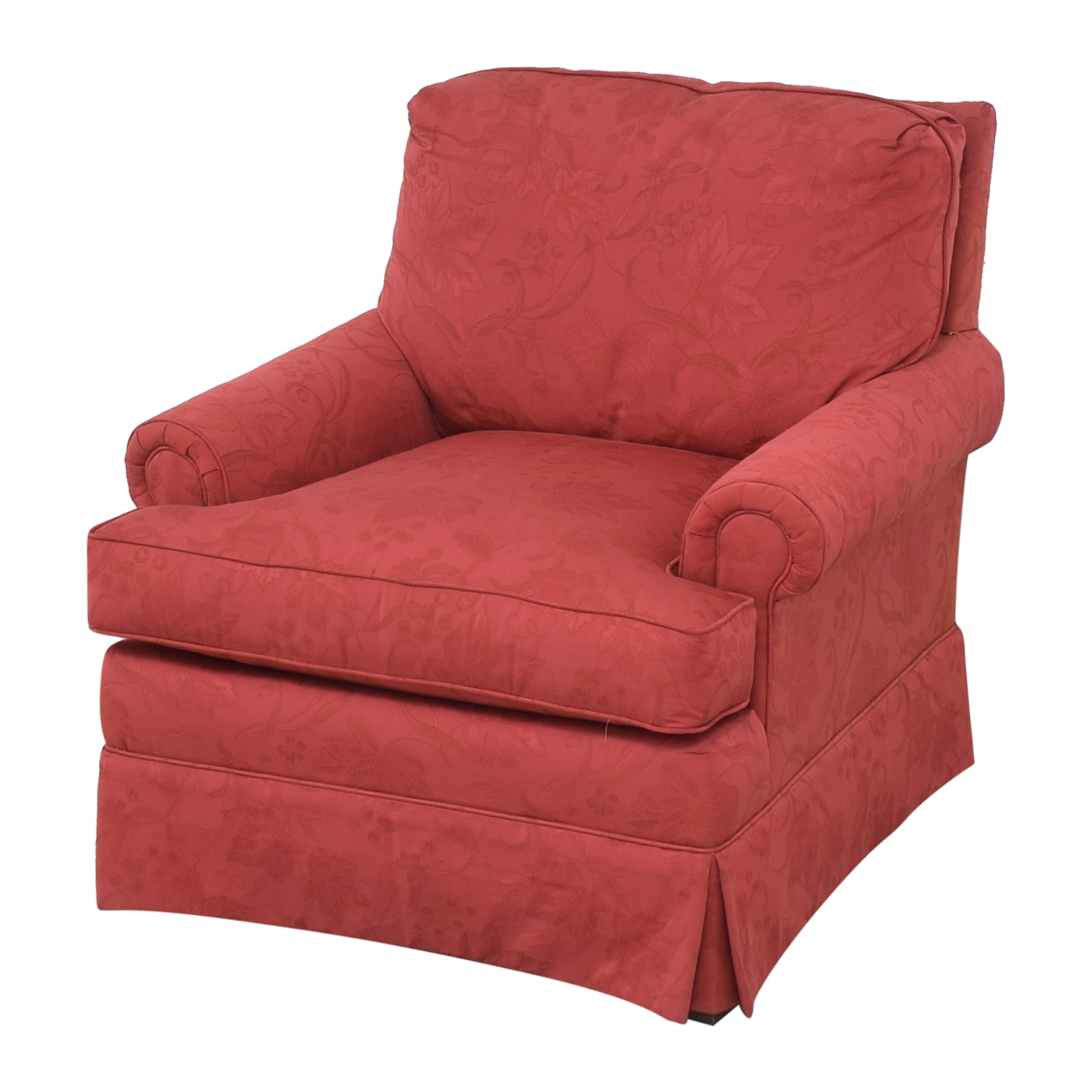 shop Harden Skirted Armchair Harden Chairs
