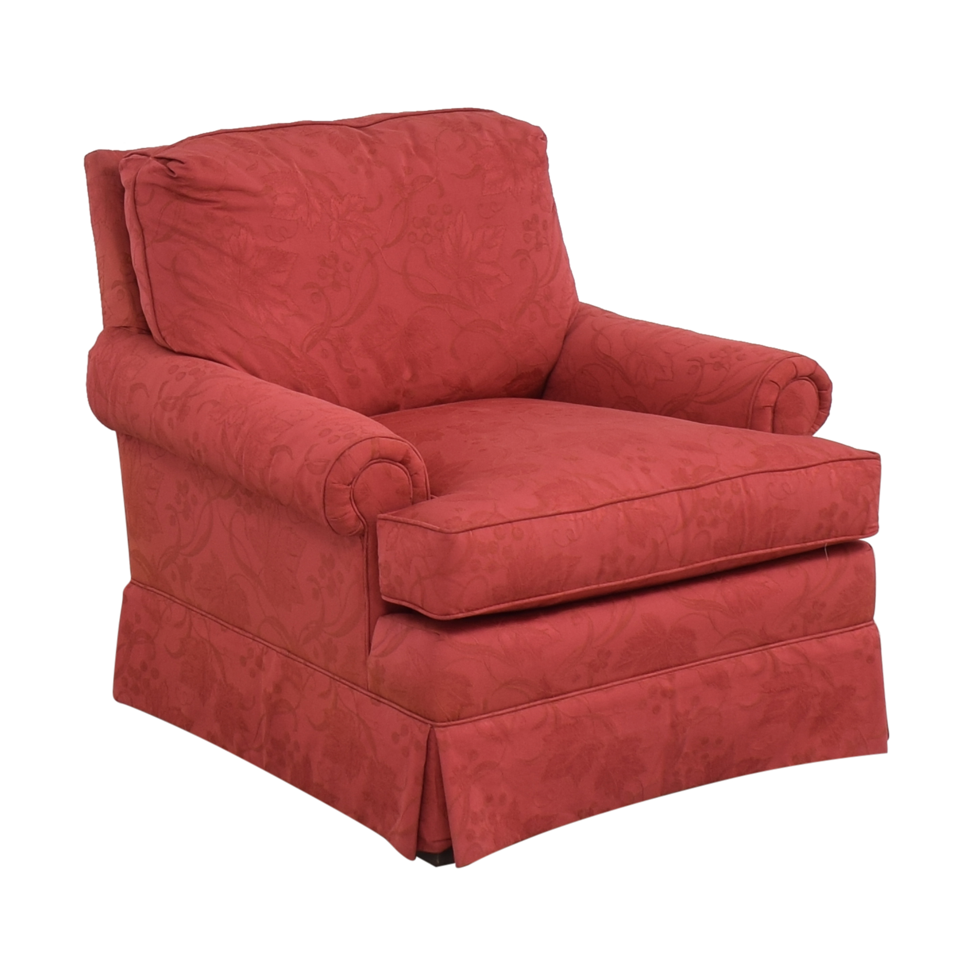 buy Harden Skirted Armchair Harden Accent Chairs