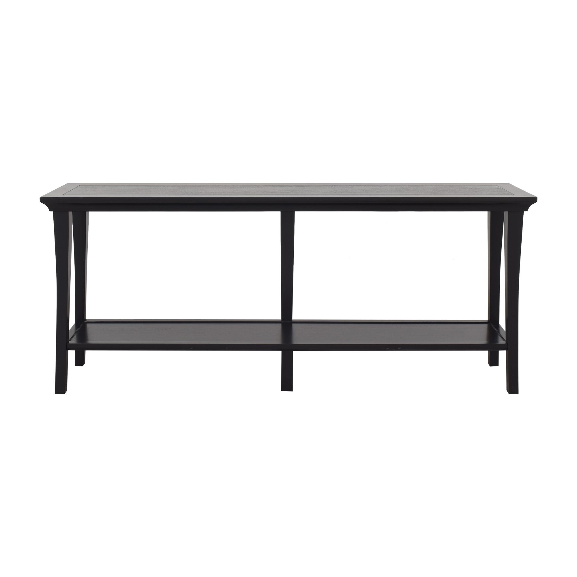 buy Crate & Barrel Console Table Crate & Barrel Tables
