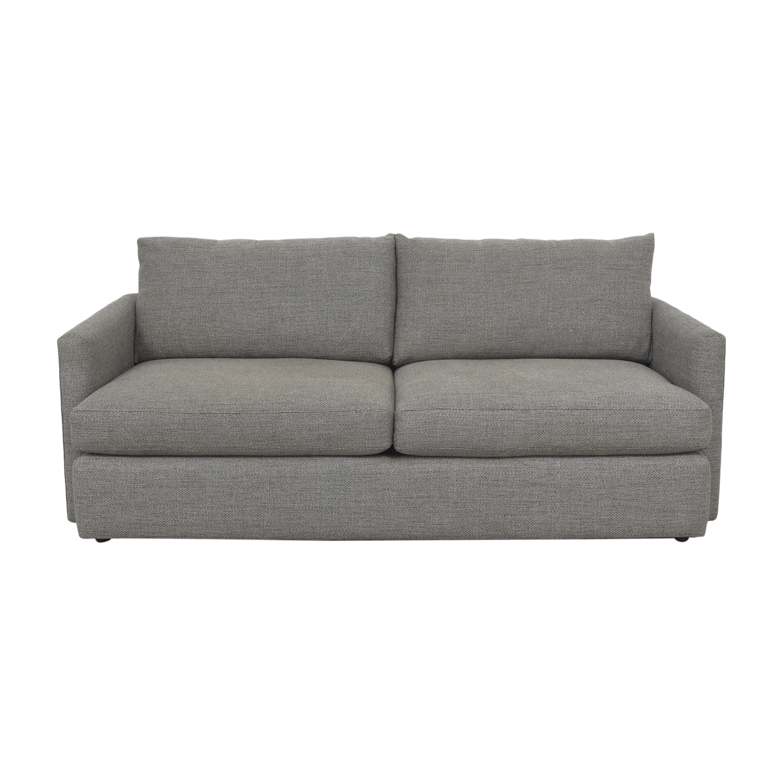 buy Crate & Barrel Lounge II Modern Sofa Crate & Barrel Classic Sofas