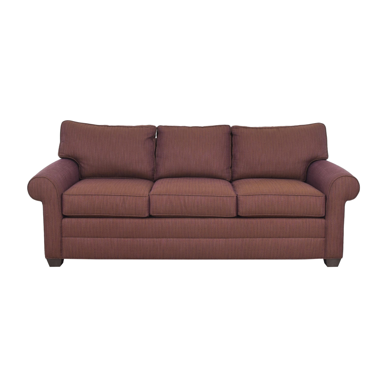 Ethan Allen Ethan Allen Bennett Roll Arm Sofa price