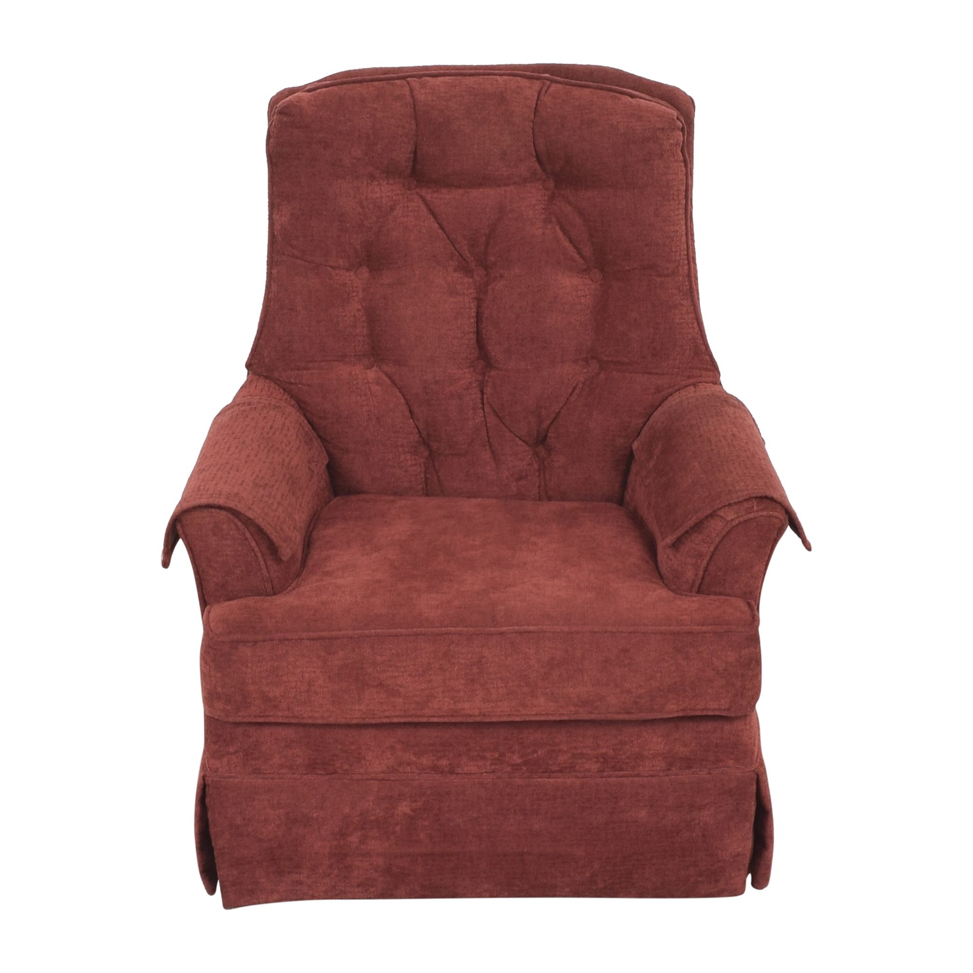 Rowe Furniture Rowe Furniture Tufted Swivel Chair coupon