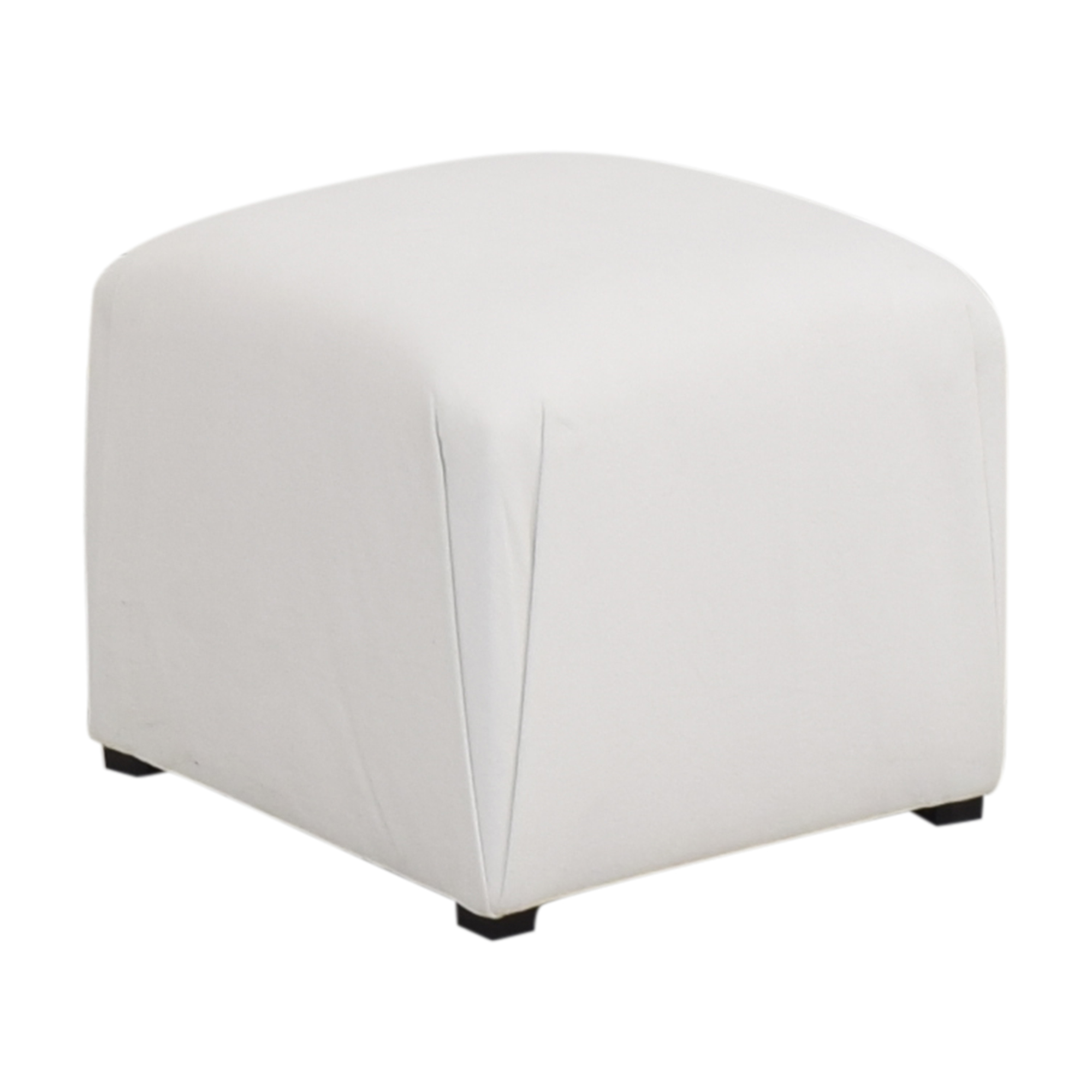 The Inside The Inside Deco Ottoman for sale