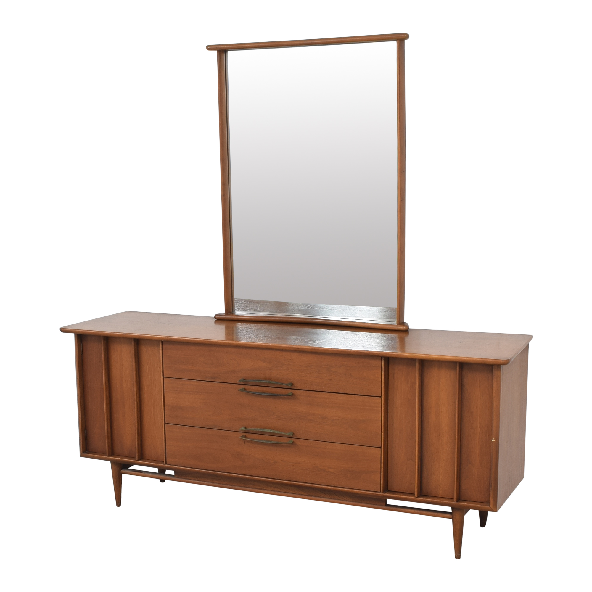 Kent Coffey Kent Coffey The Eloquence Dresser with Mirror nyc