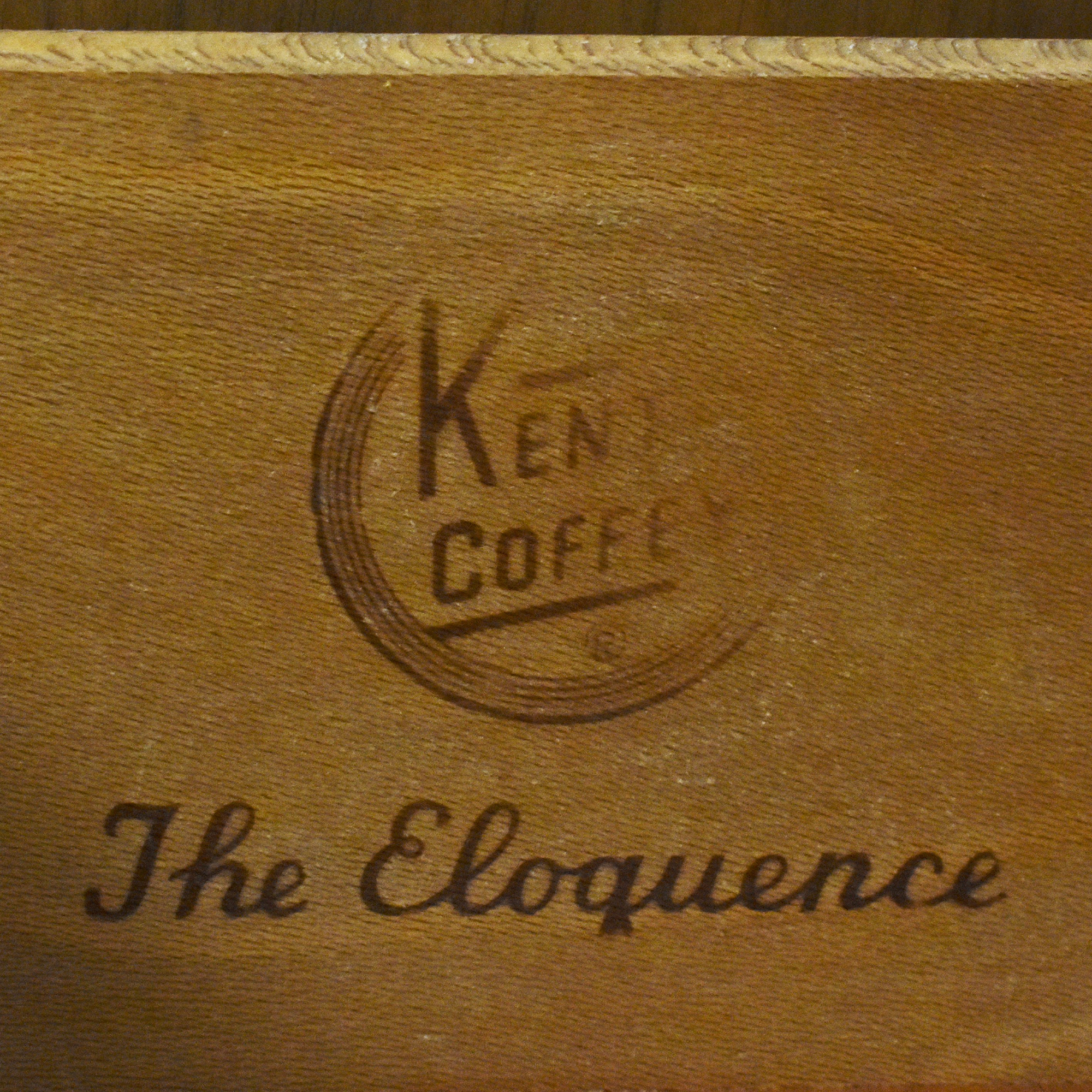 Kent Coffey Kent Coffey The Eloquence Dresser with Mirror
