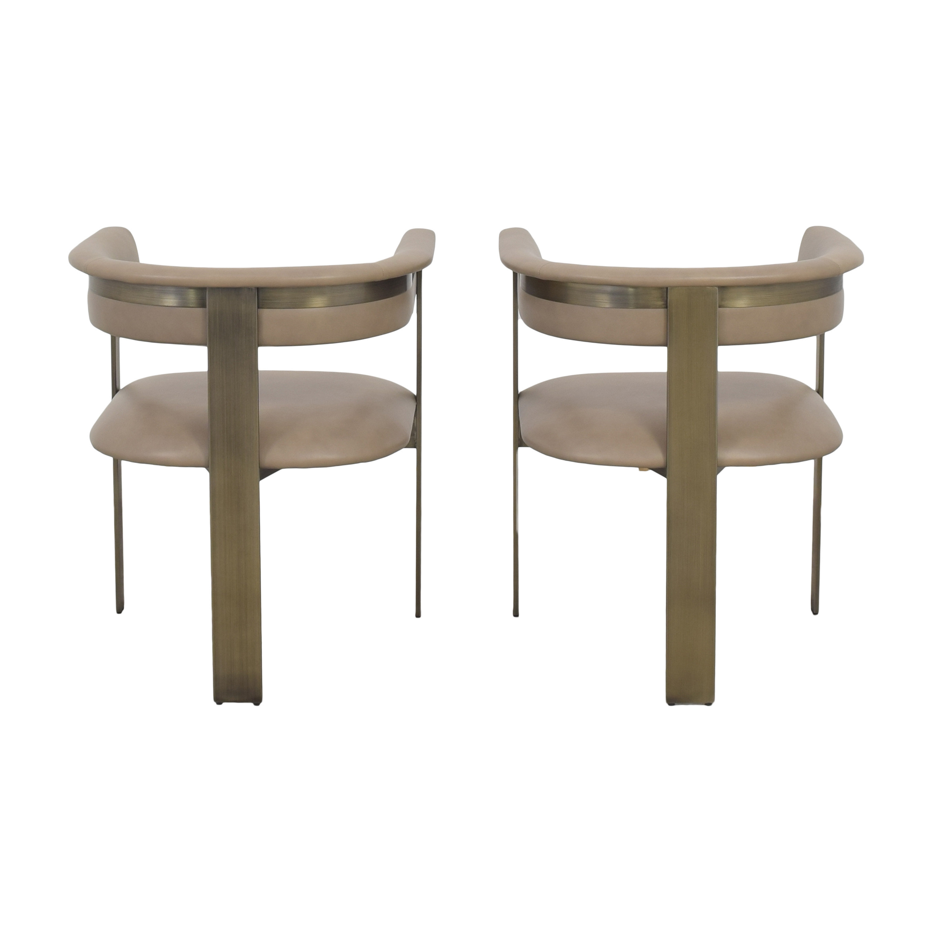 Interlude Home Interlude Home Darcy Dining Arm Chairs Chairs