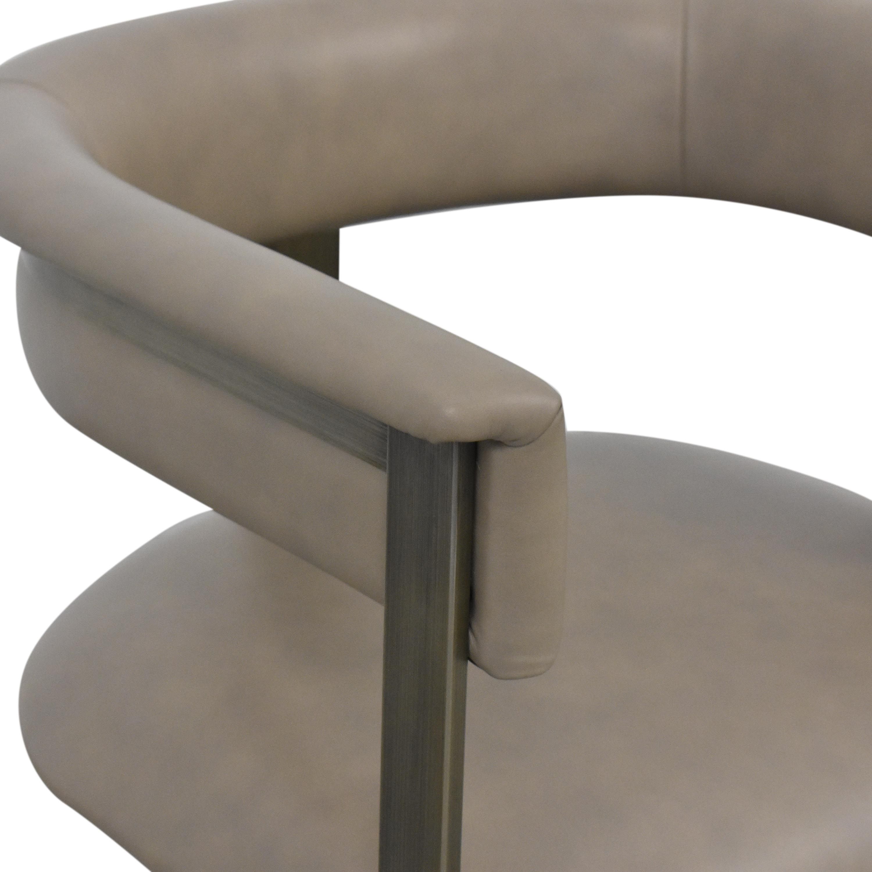 Interlude Home Interlude Home Darcy Dining Arm Chairs discount