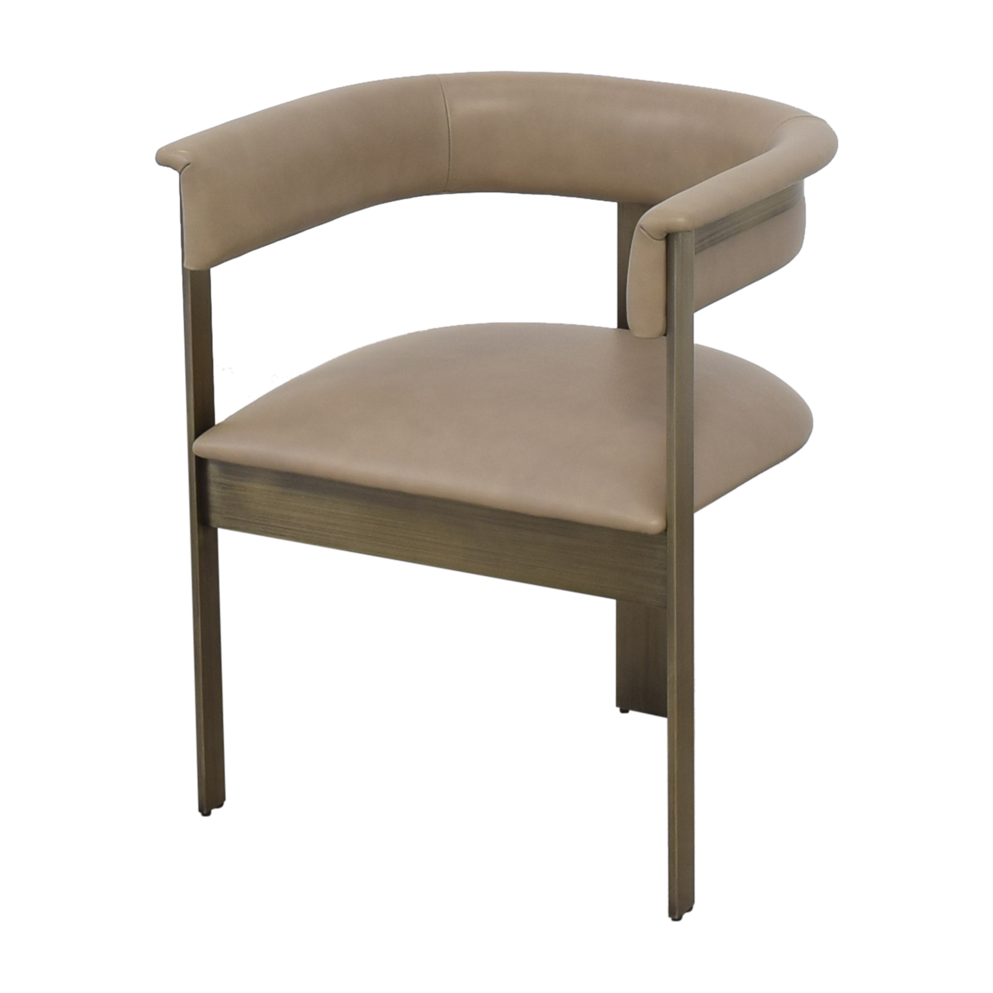 Interlude Home Interlude Home Darcy Dining Arm Chairs beige