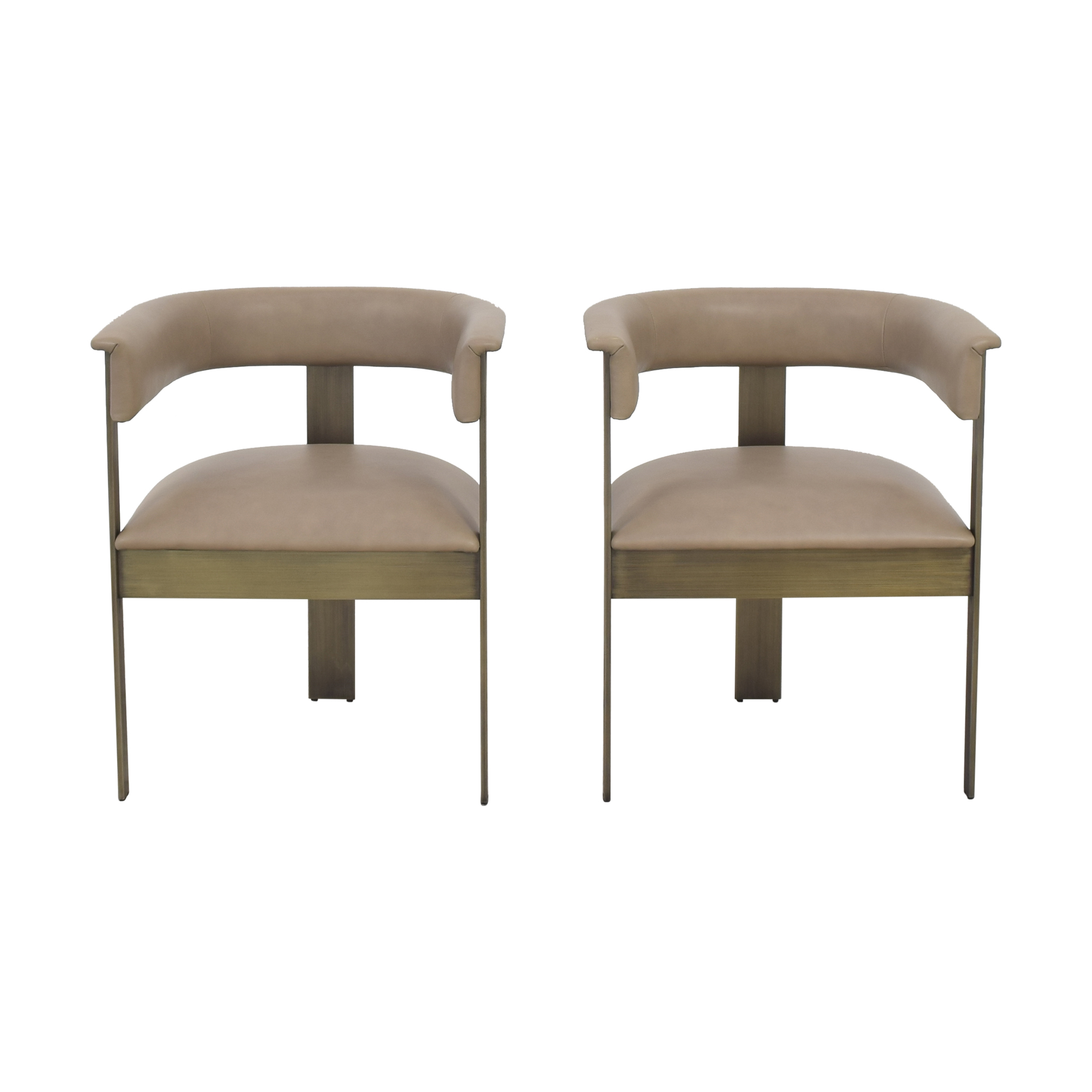 Interlude Home Interlude Home Darcy Dining Arm Chairs price
