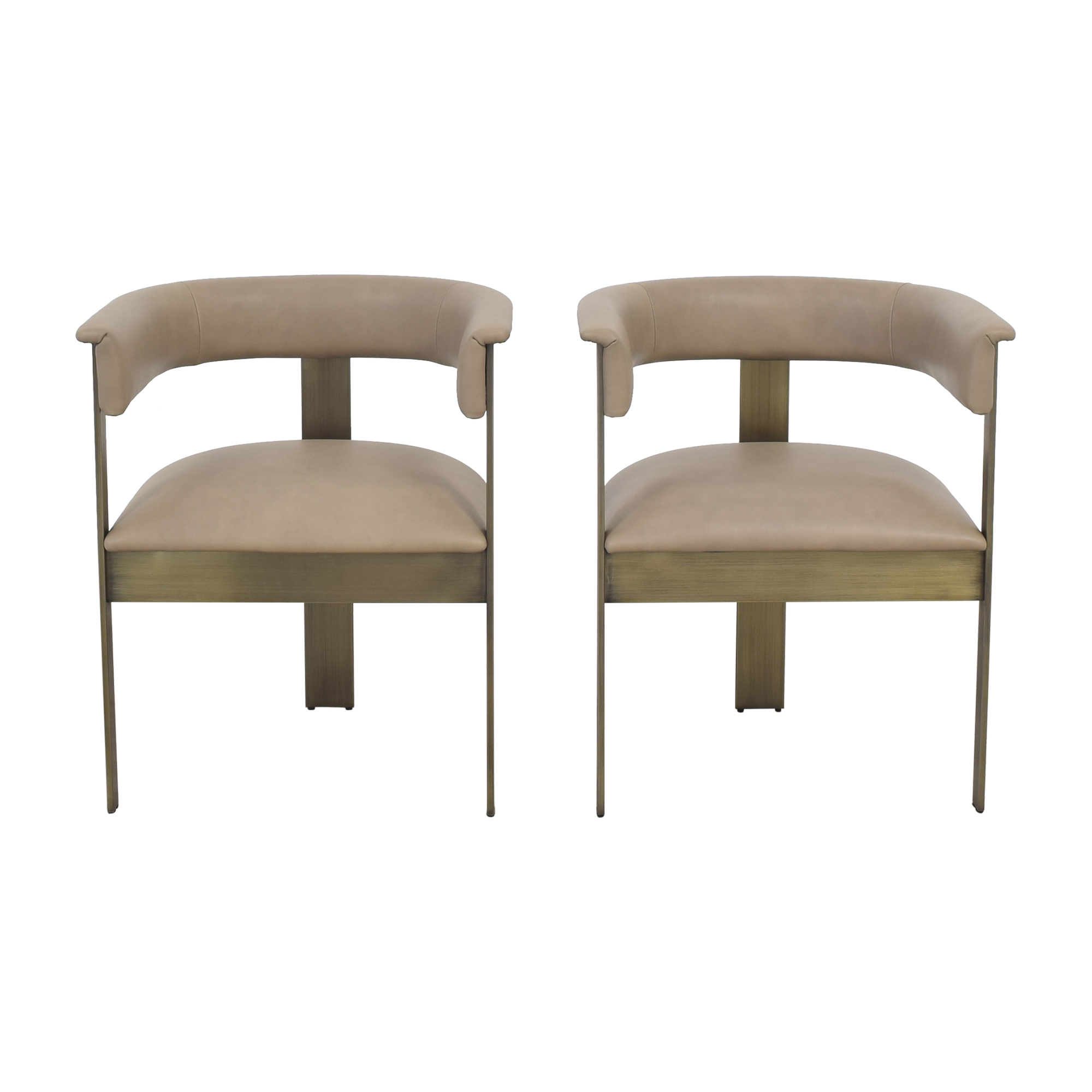 buy Interlude Home Interlude Home Darcy Dining Arm Chairs online