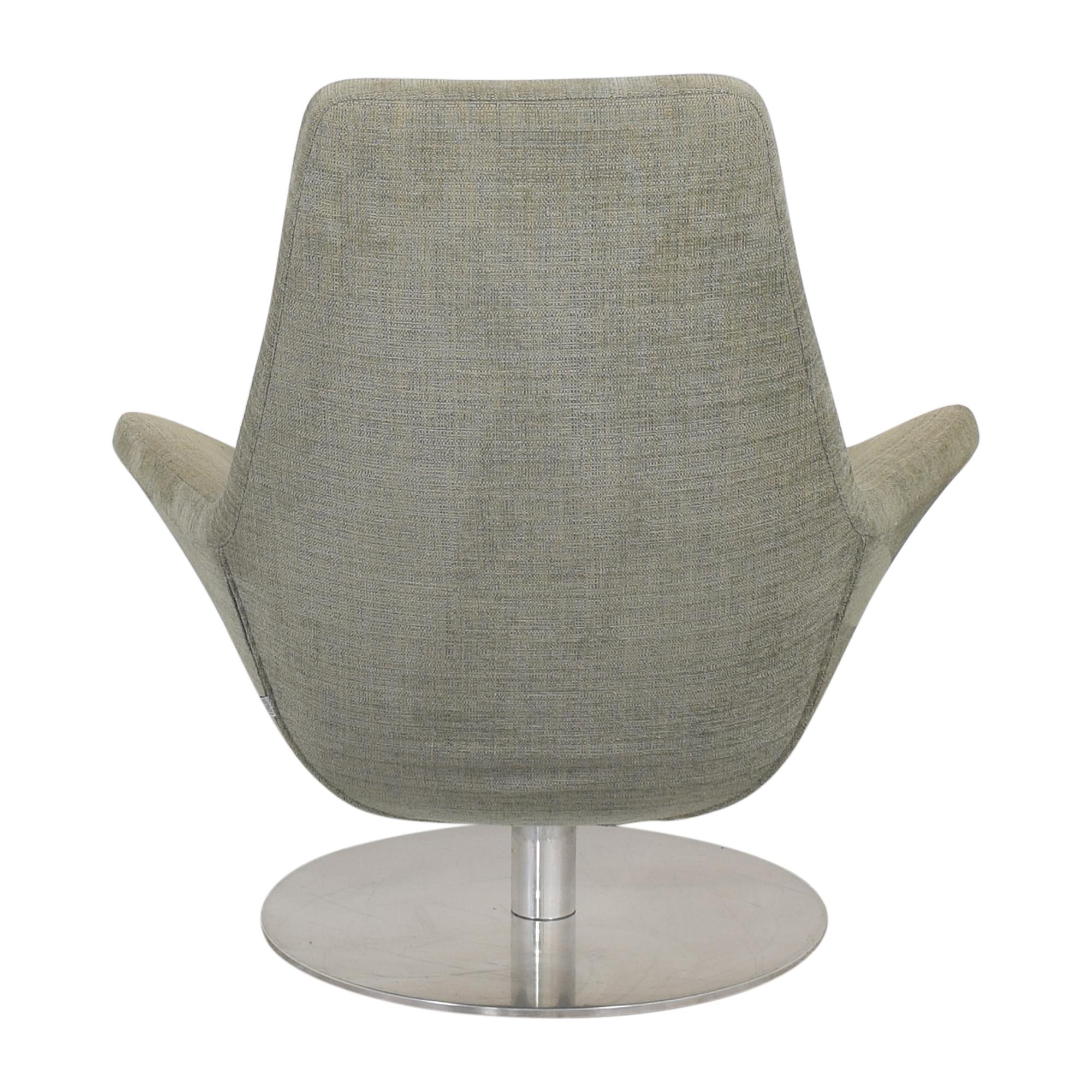 B&B Italia Metropolitan Swivel Chair / Chairs