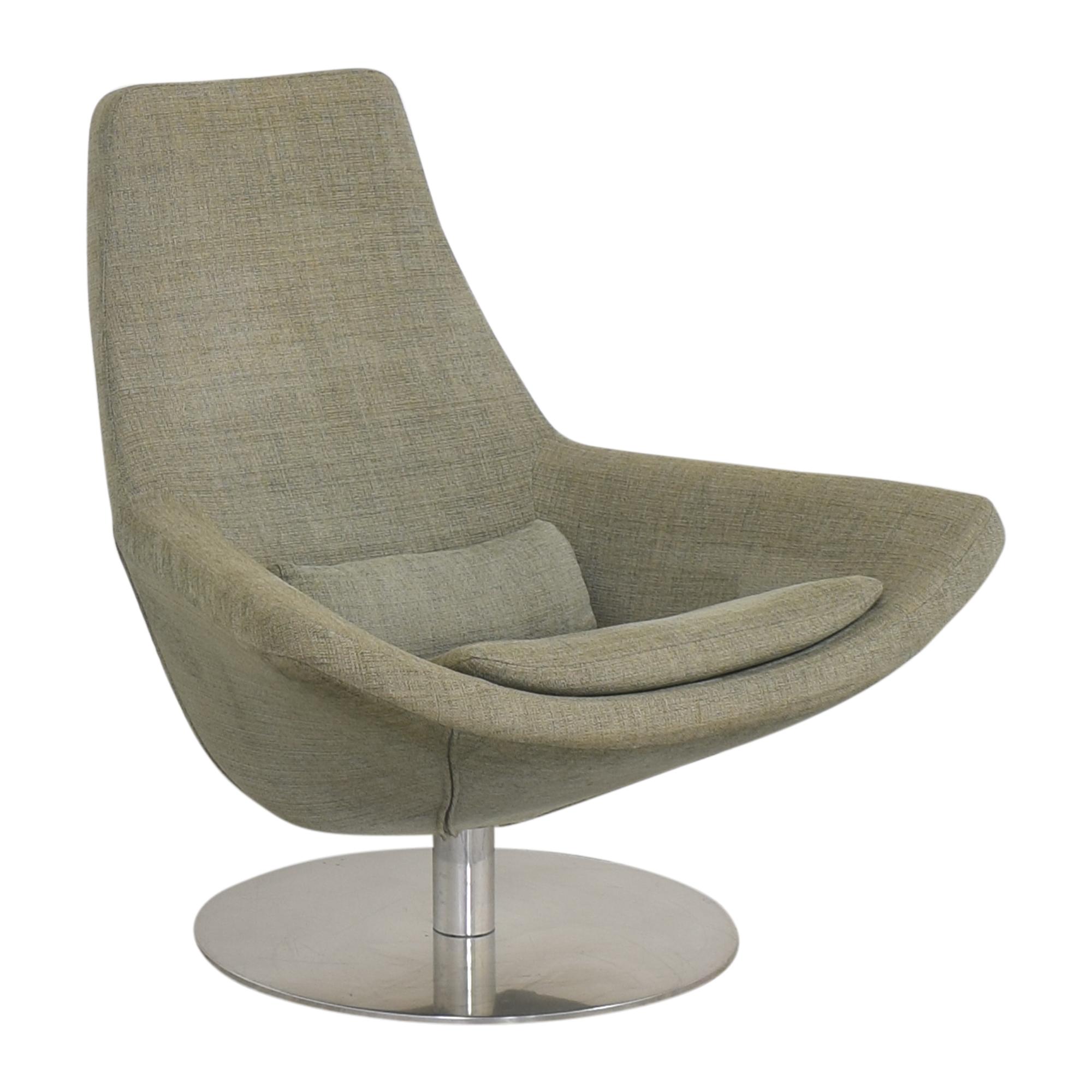 shop B&B Italia Metropolitan Swivel Chair B&B Italia Chairs