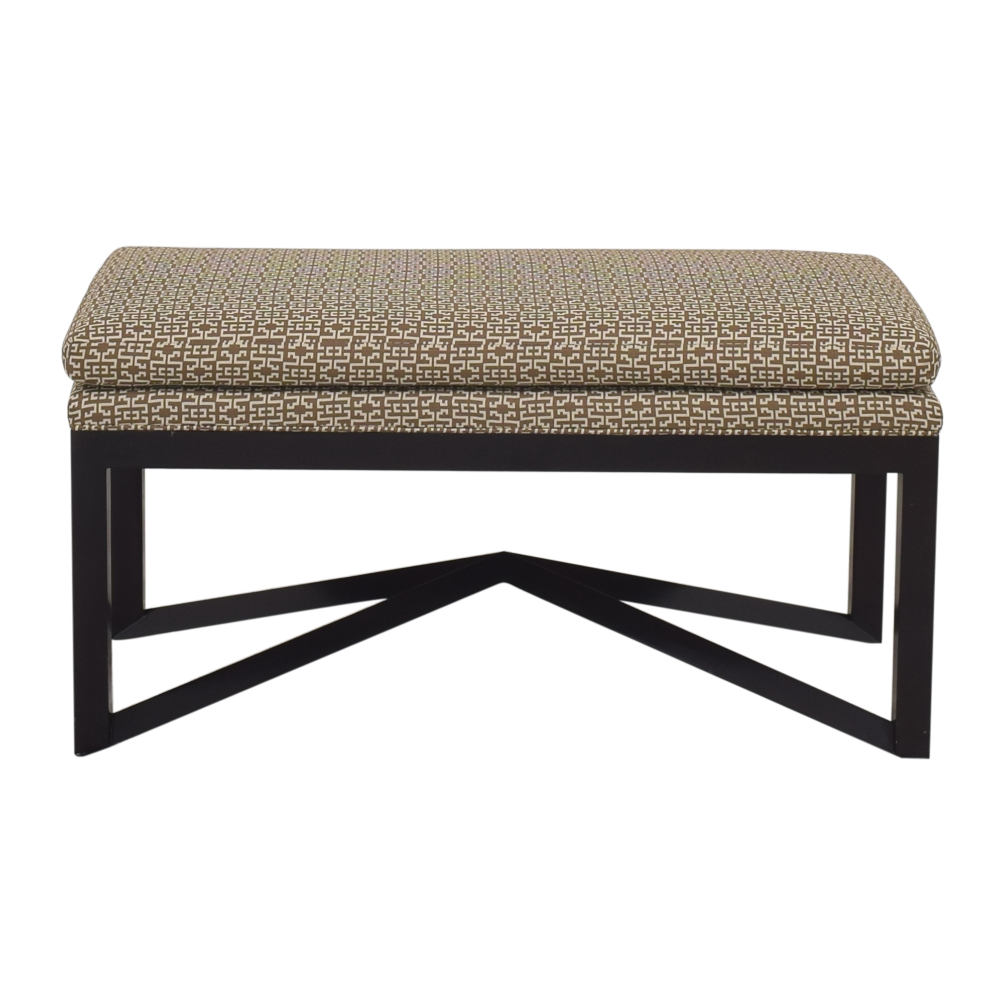 buy Modern Upholstered Bench