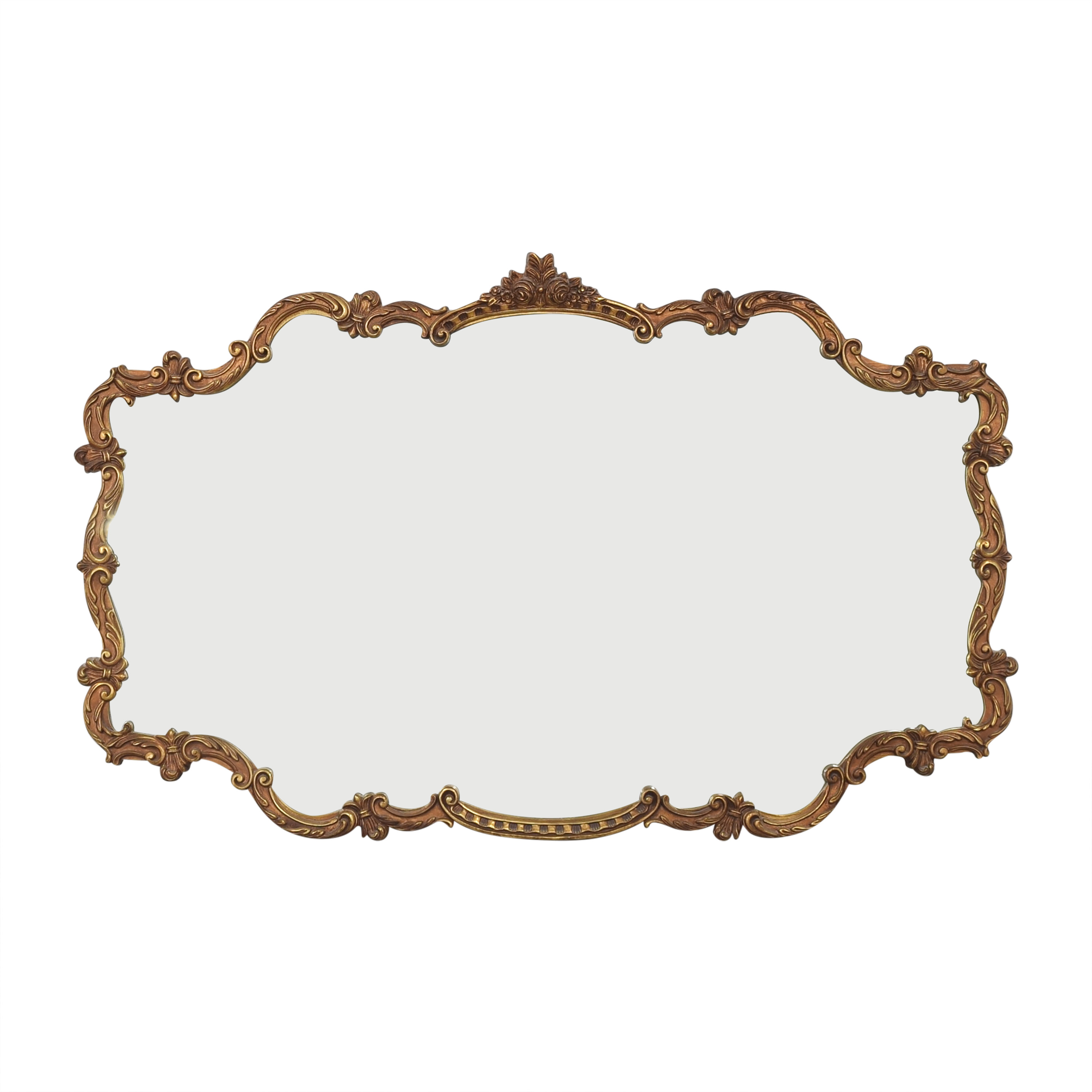 Ornate Framed Wall Mirror Mirrors