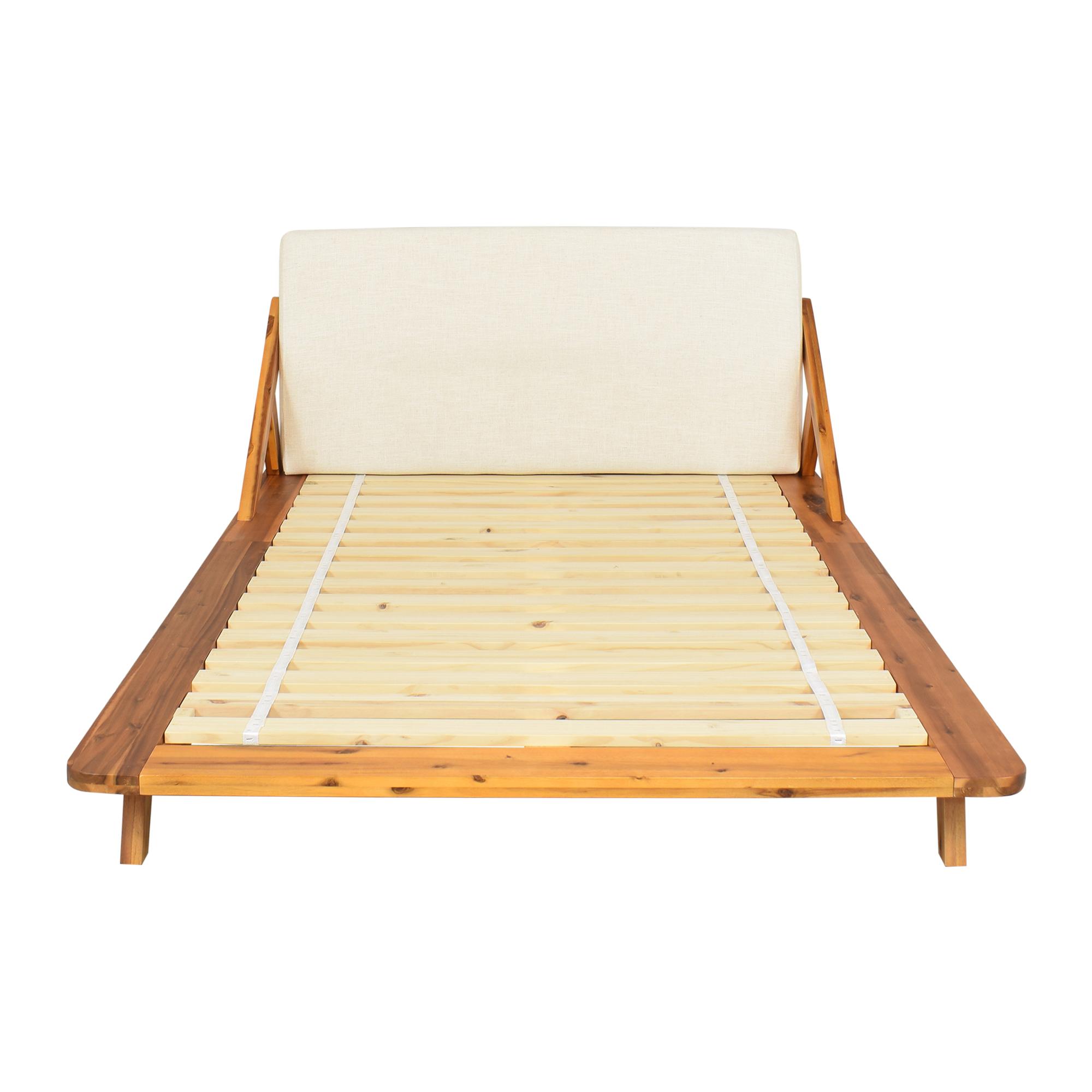 CB2 CB2 Drommen Modern Full Bed for sale