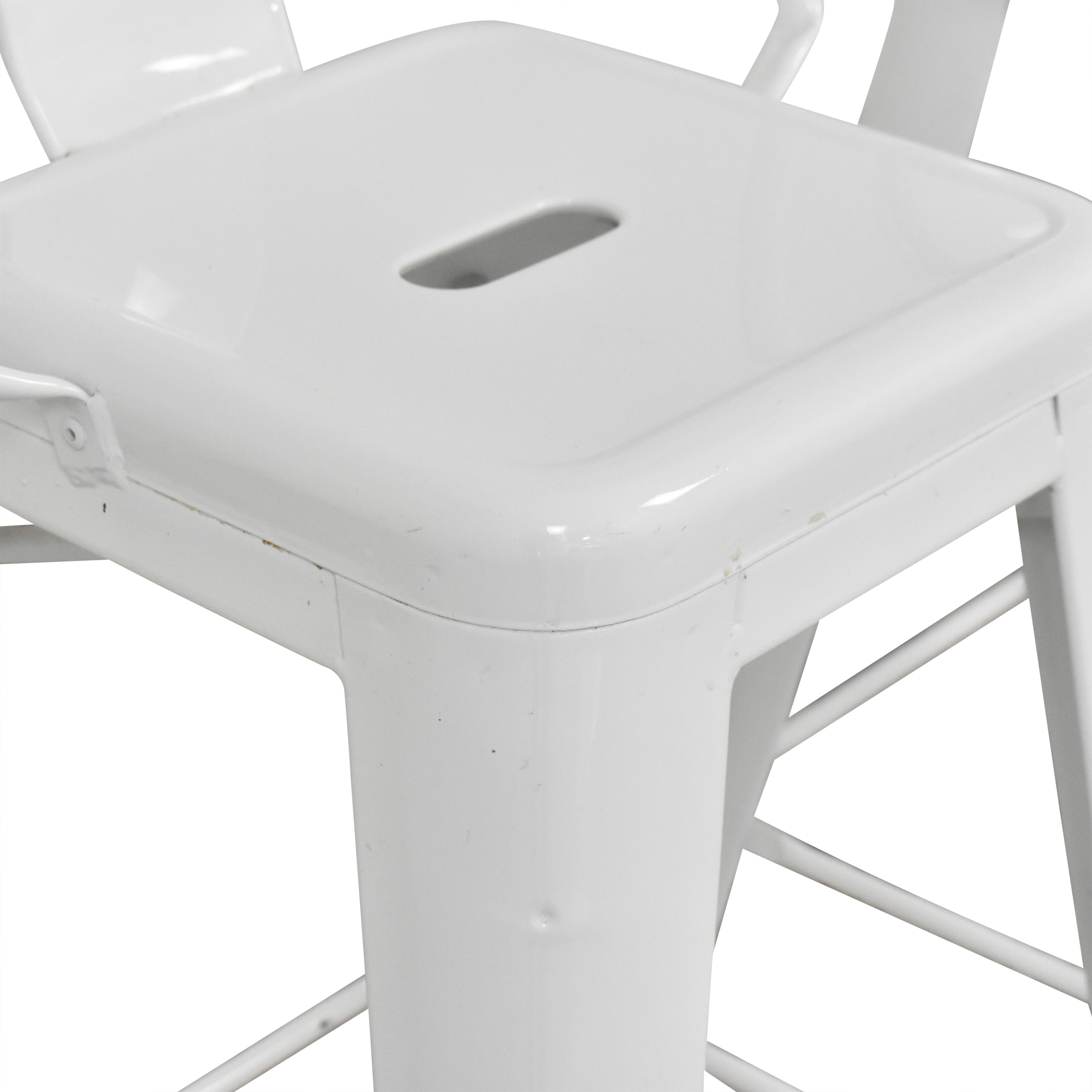 Tolix Tolix Marais High Back Counter Stools ma