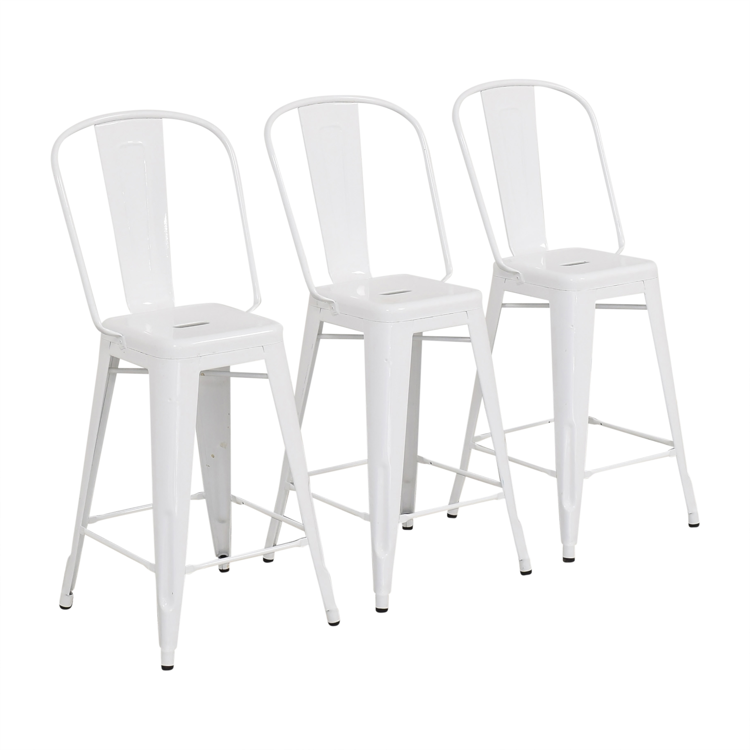 Tolix Tolix Marais High Back Counter Stools price