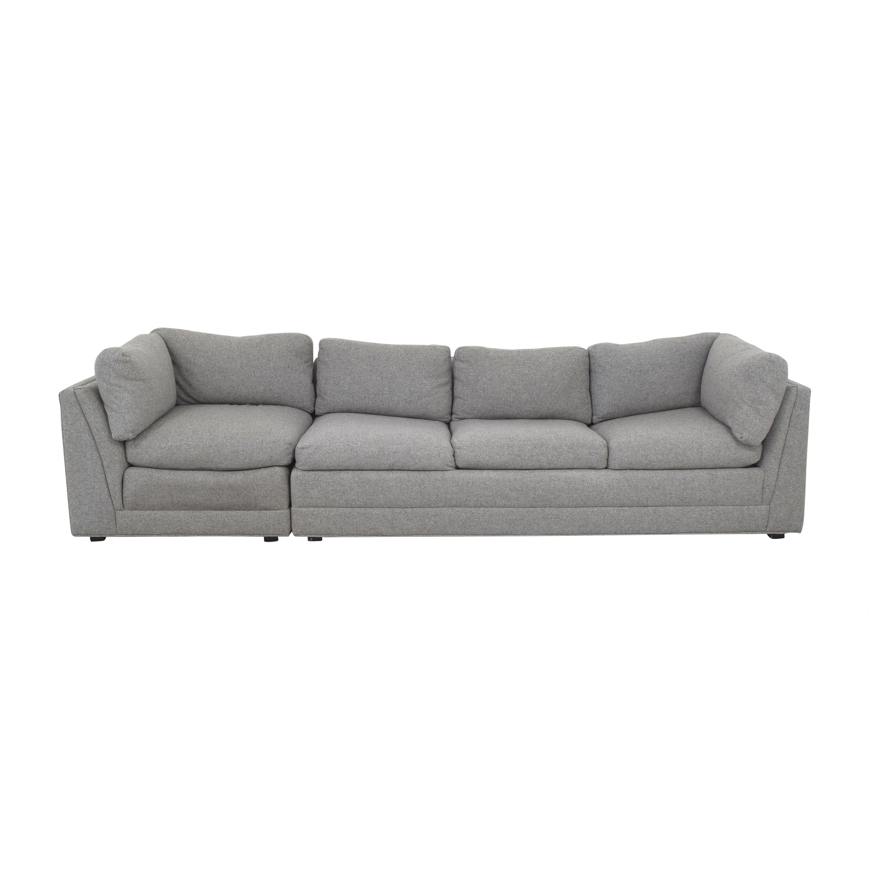 shop Bloomingdale's Bloomingdale's Sectional Sleeper Sofa online