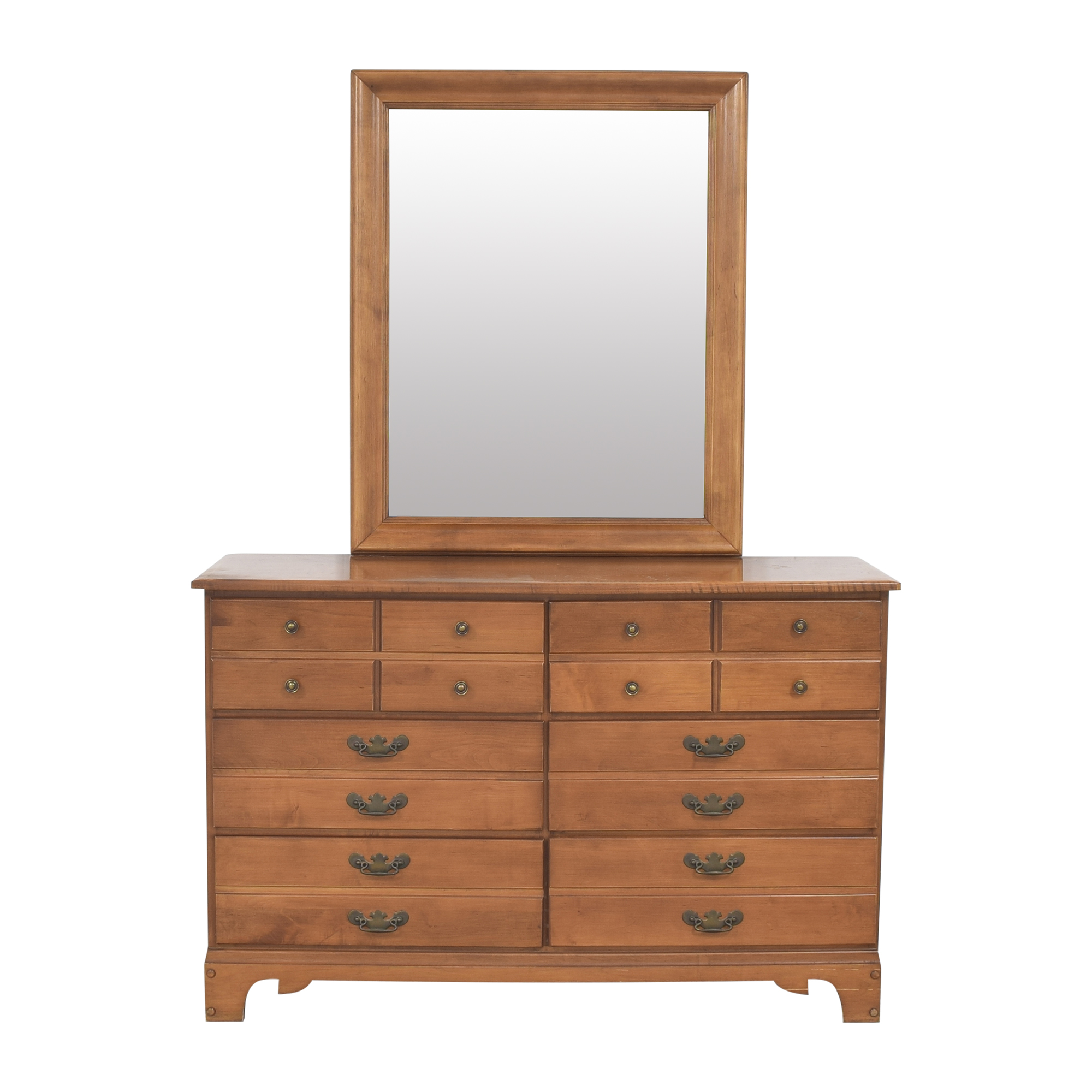 buy Wide Dresser with Mirror  Dressers