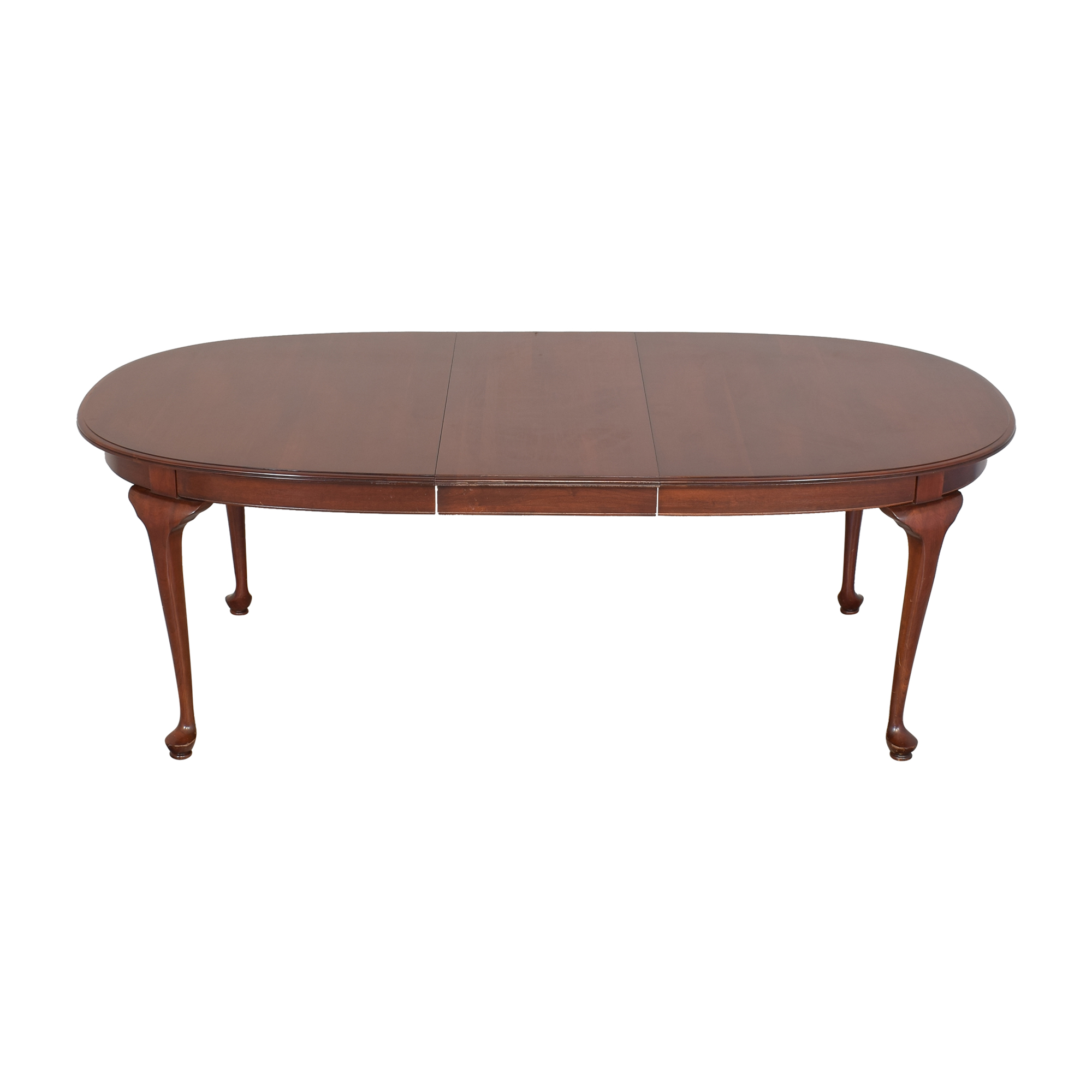 Knob Creek Queen Anne Expandable Dining Table / Tables