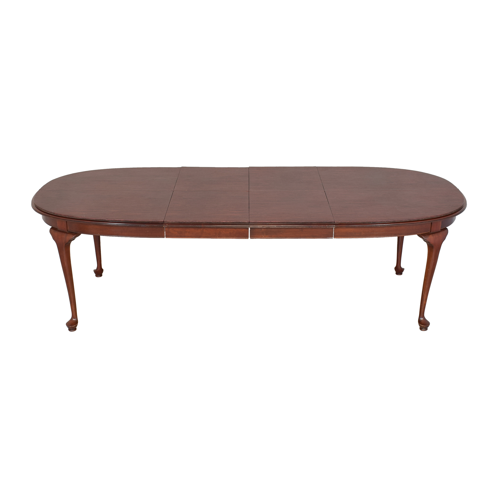 Knob Creek Knob Creek Queen Anne Expandable Dining Table on sale